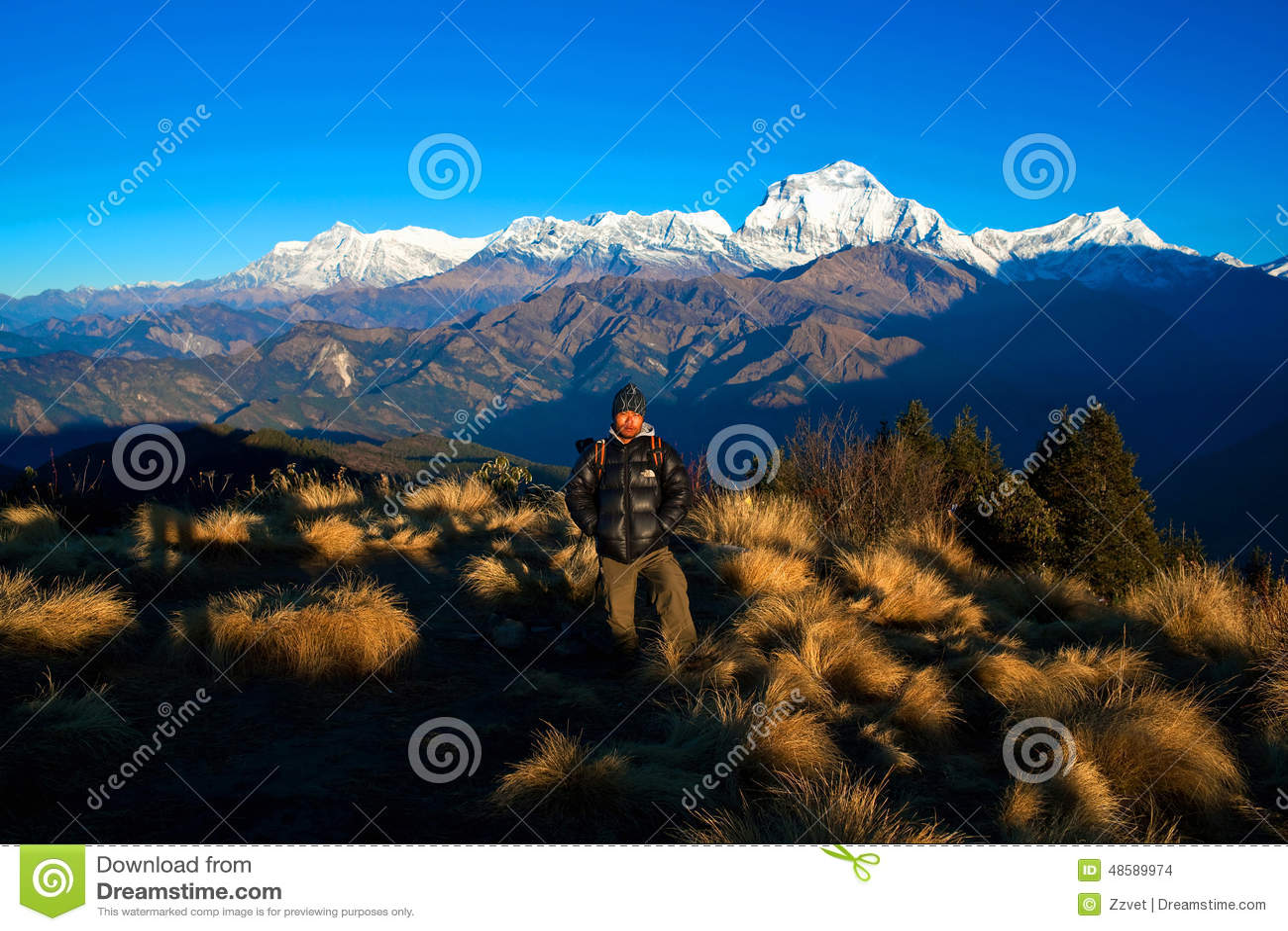 Monte de Poon, Nepal