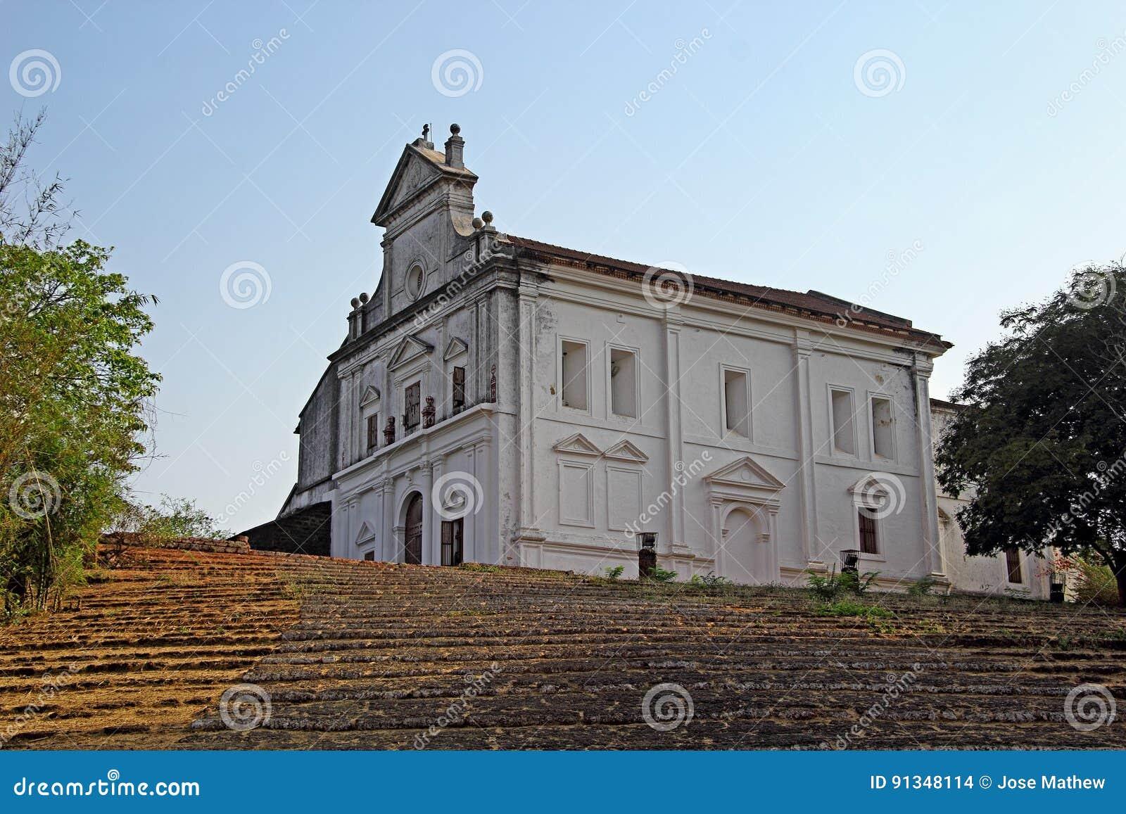 Monte Hill Chapel