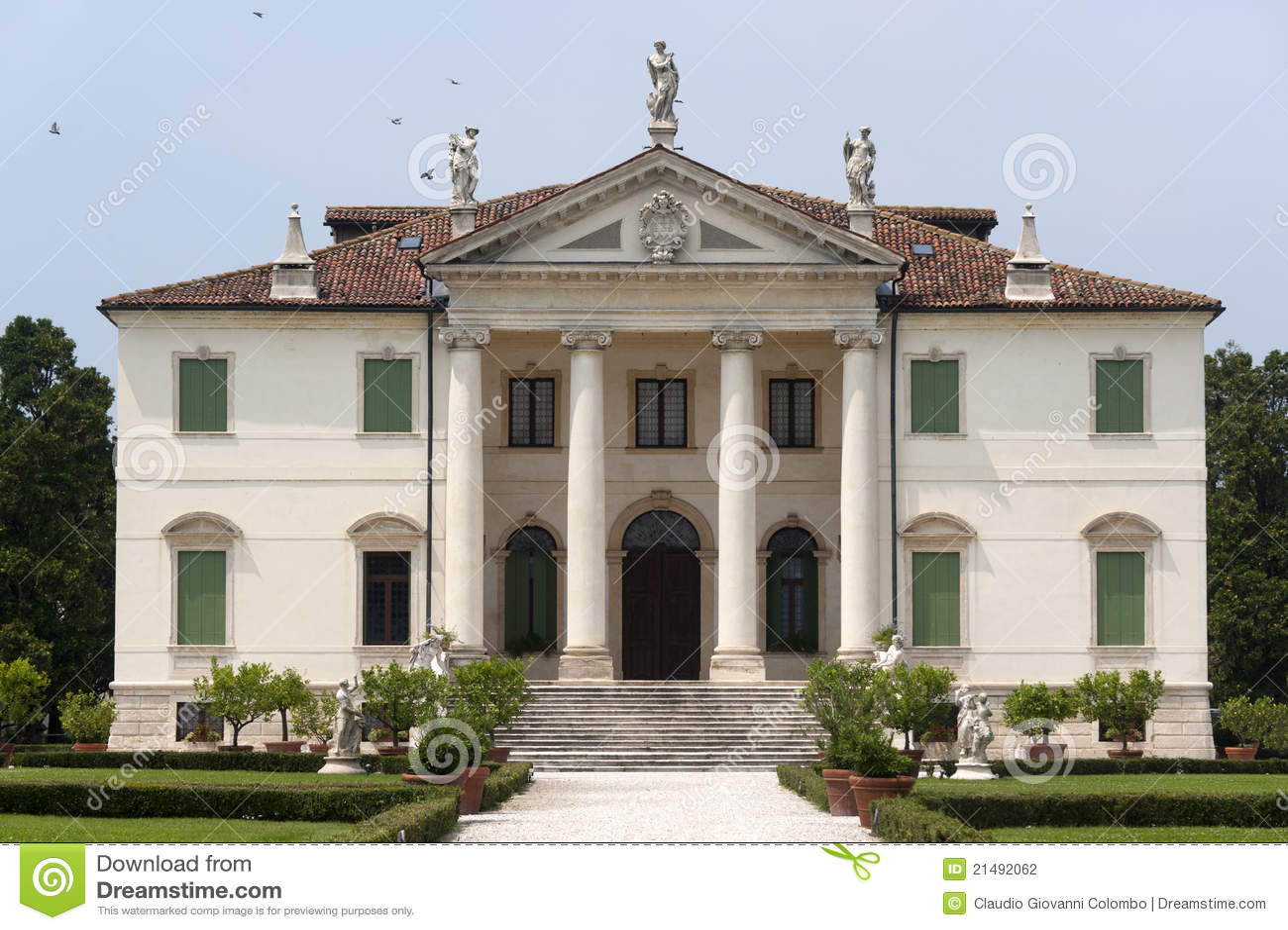 Montecchio Maggiore Italy  City pictures : Montecchio Maggiore Vicenza, Veneto, Italy Villa Cordellina ...