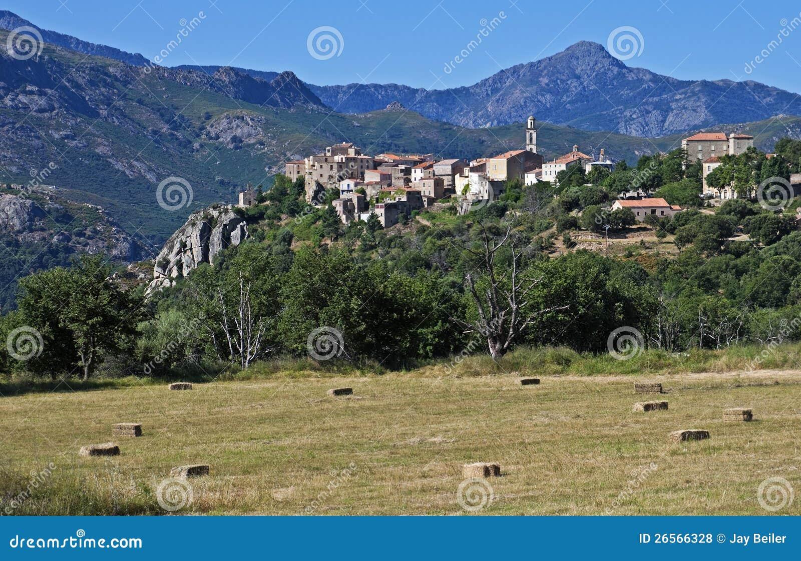 Montemaggiore, Corse