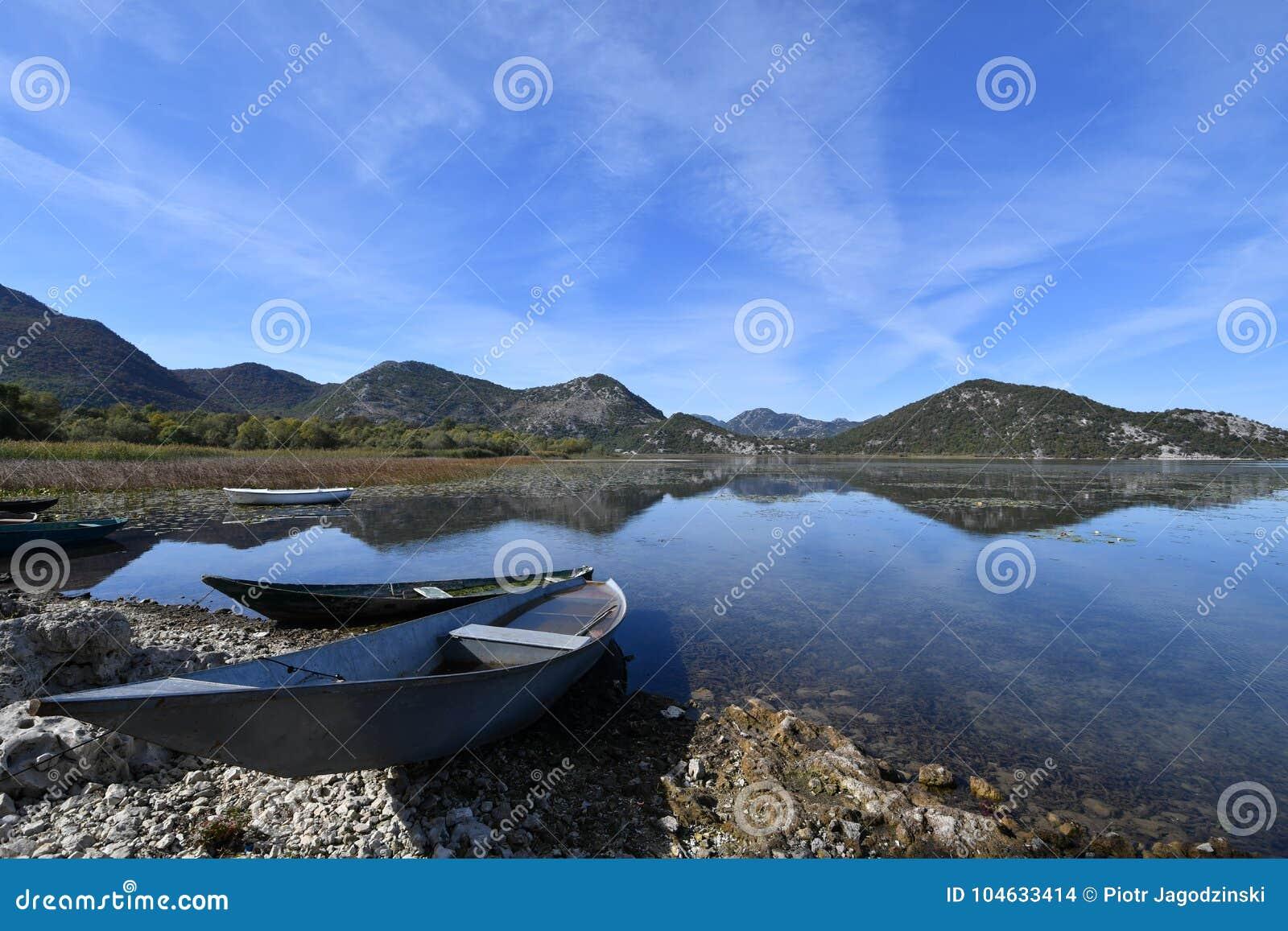 Download Montenegro Meer Skadar Monte Negro Stock Foto - Afbeelding bestaande uit montenegro, zwarte: 104633414