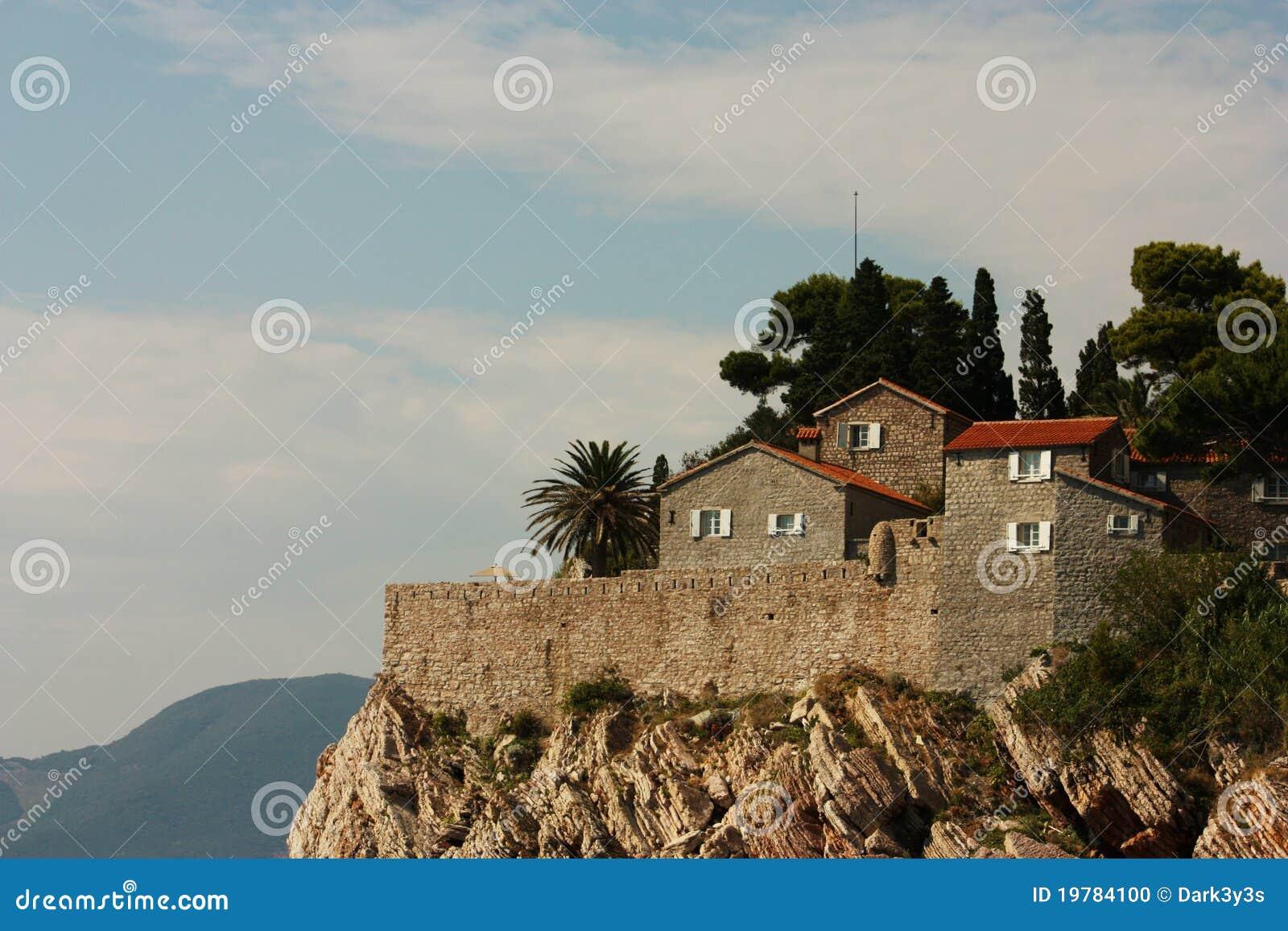 Montenegro stefan sveti