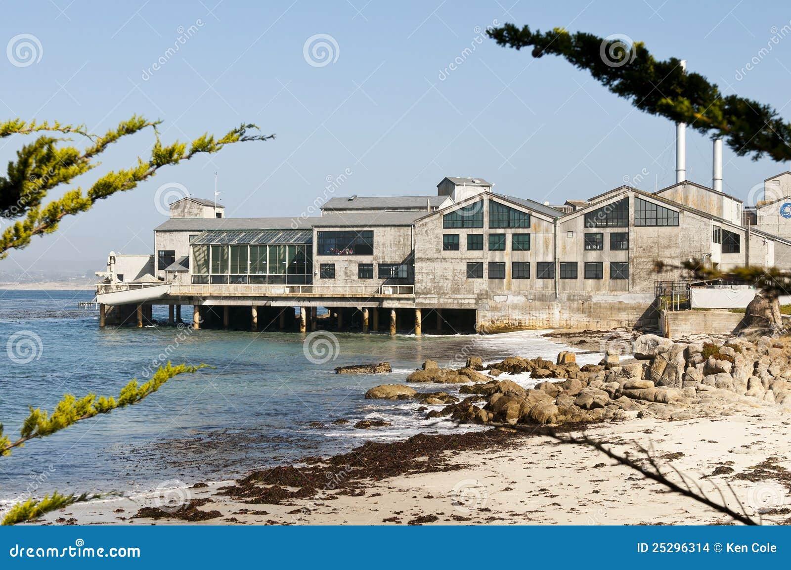 Monterey Bay Aquarium Stock Images Image 25296314