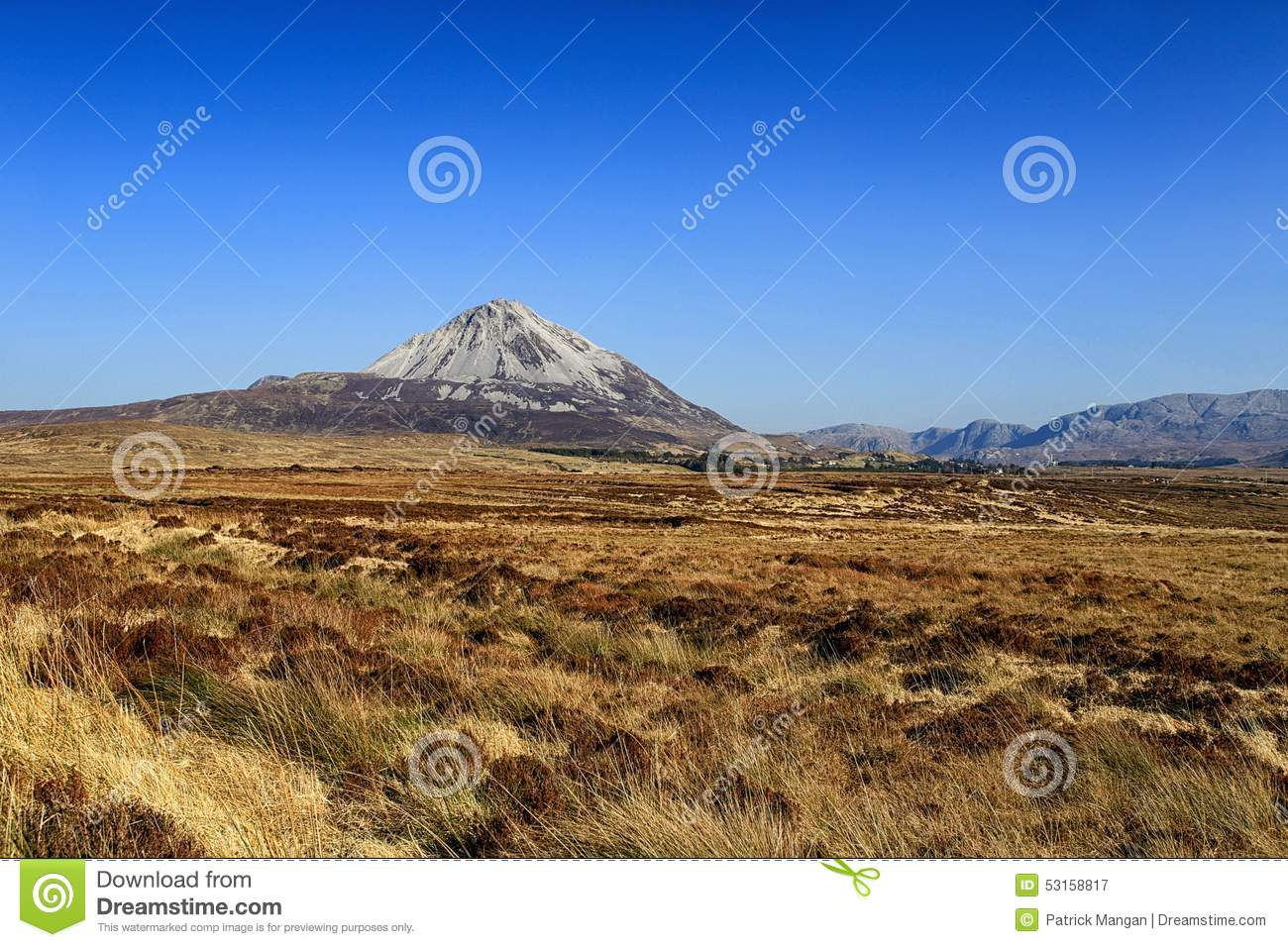 Montering Errigal, Co Donegal Irland