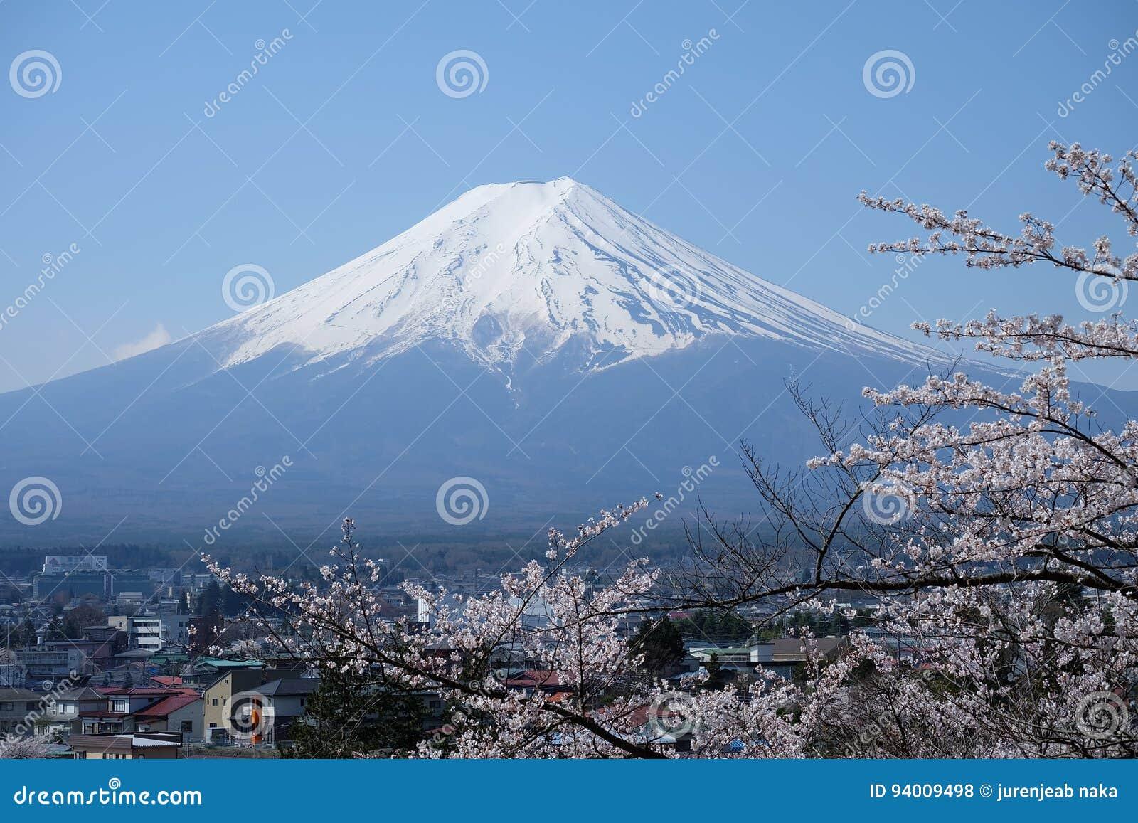 Montering Fuji Fuji san