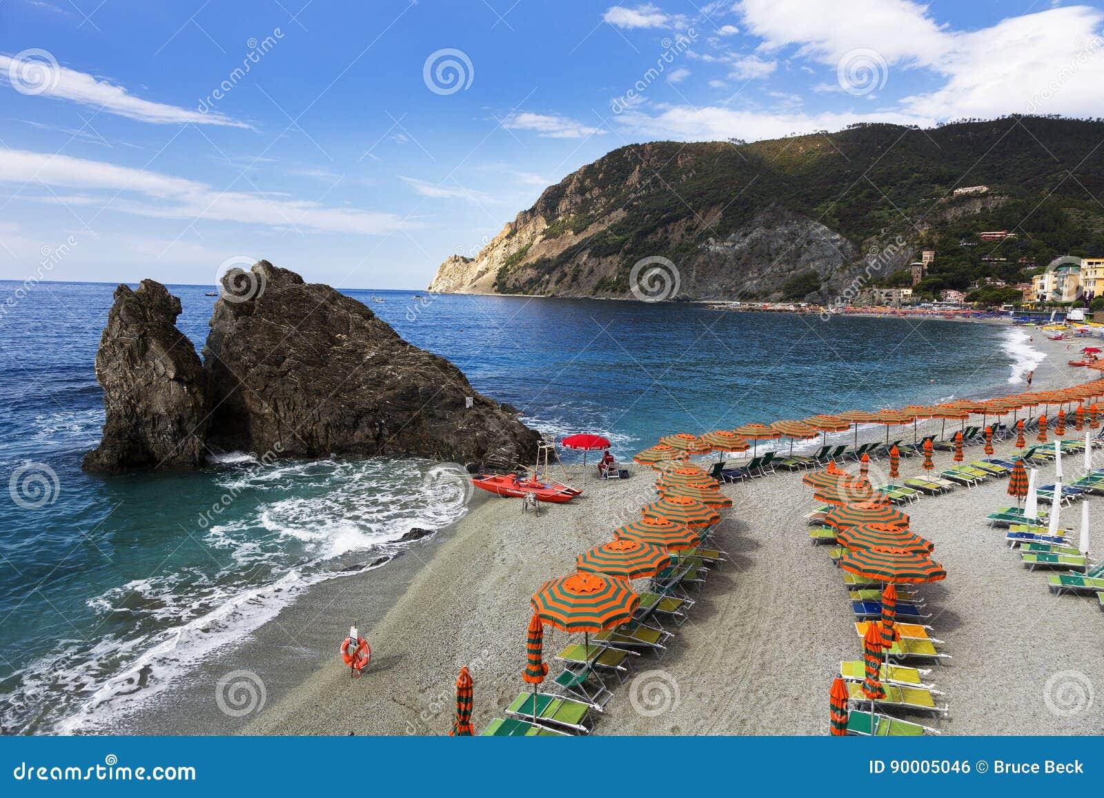 Monterosso al Mare, Cinque Terra, Italy