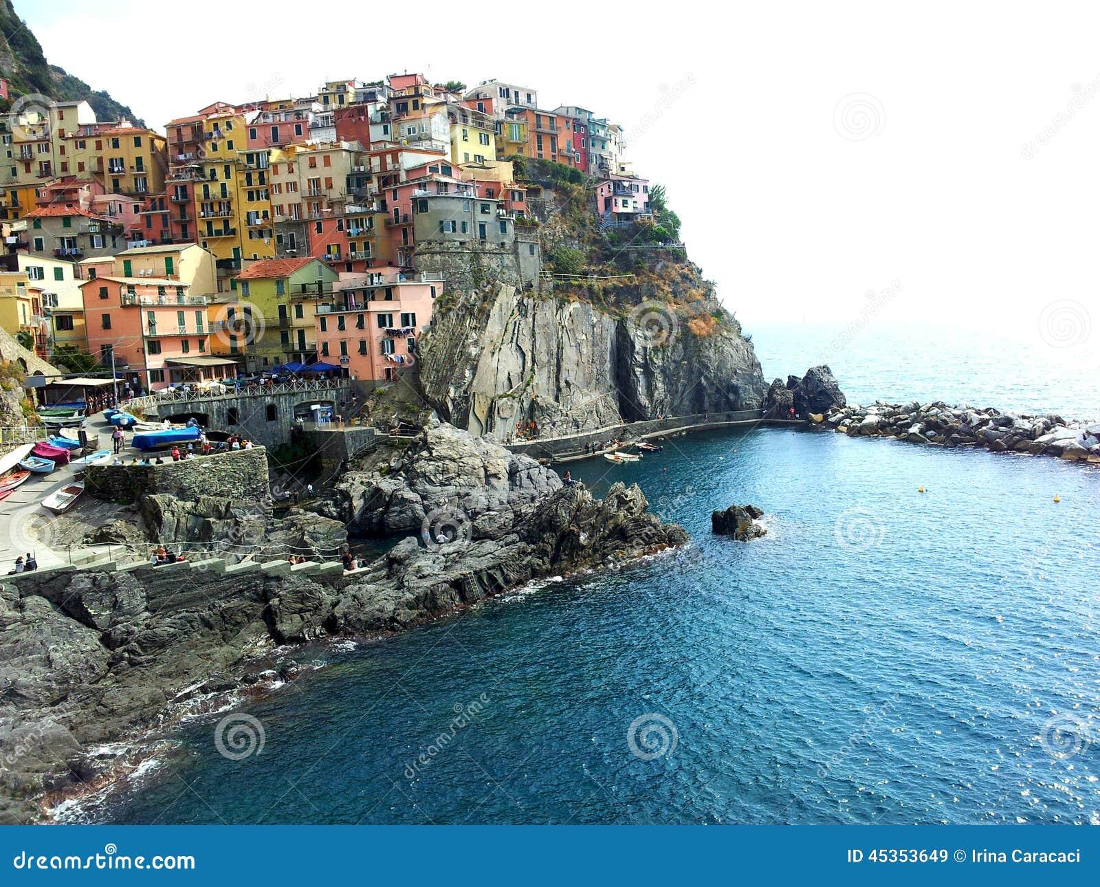 Monterosso Italie
