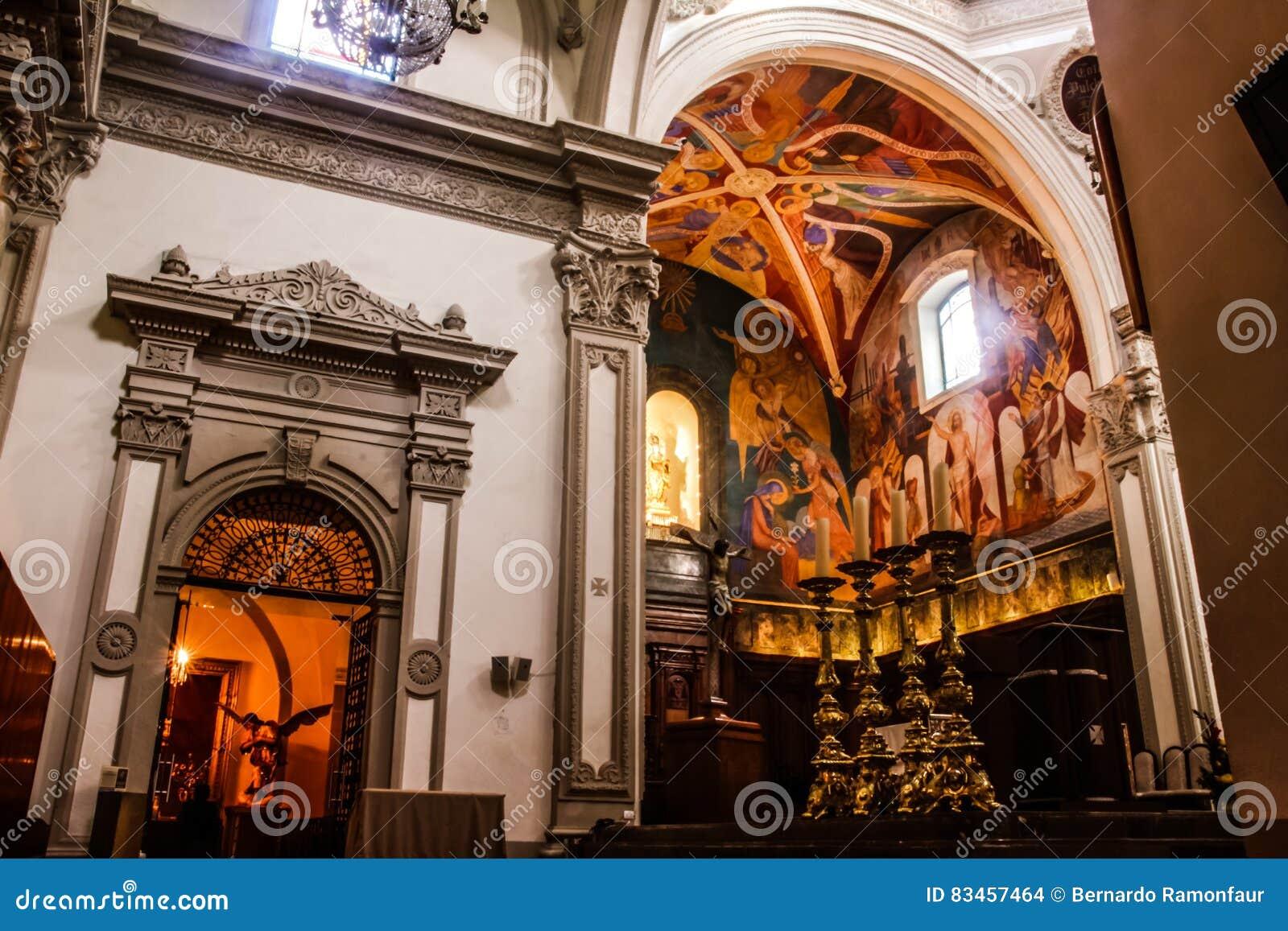 Monterrey city catholic cathedral