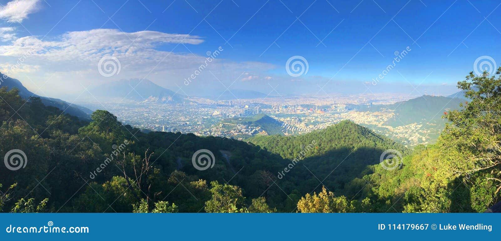 Monterrey Mexiko von ³ Parque Ecolà gico Chipinque