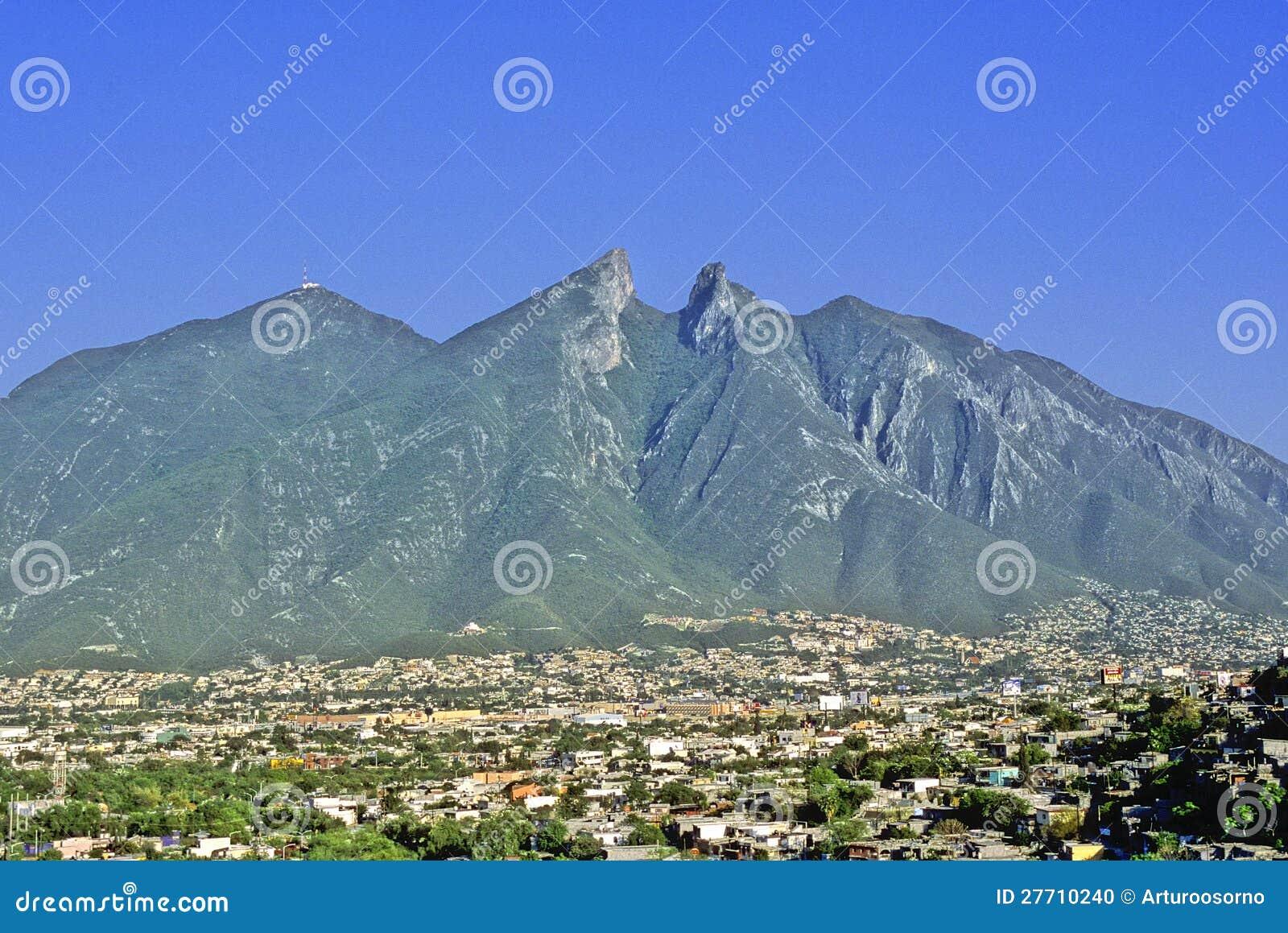 Monterrey-Stadt