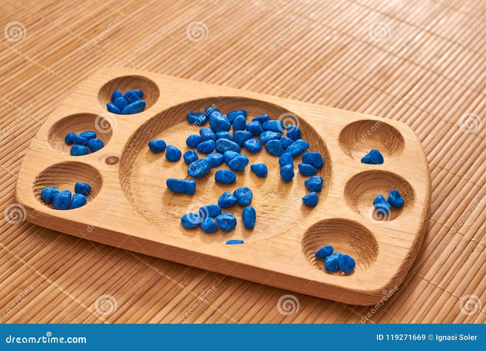 Montessori kulram för att räkna