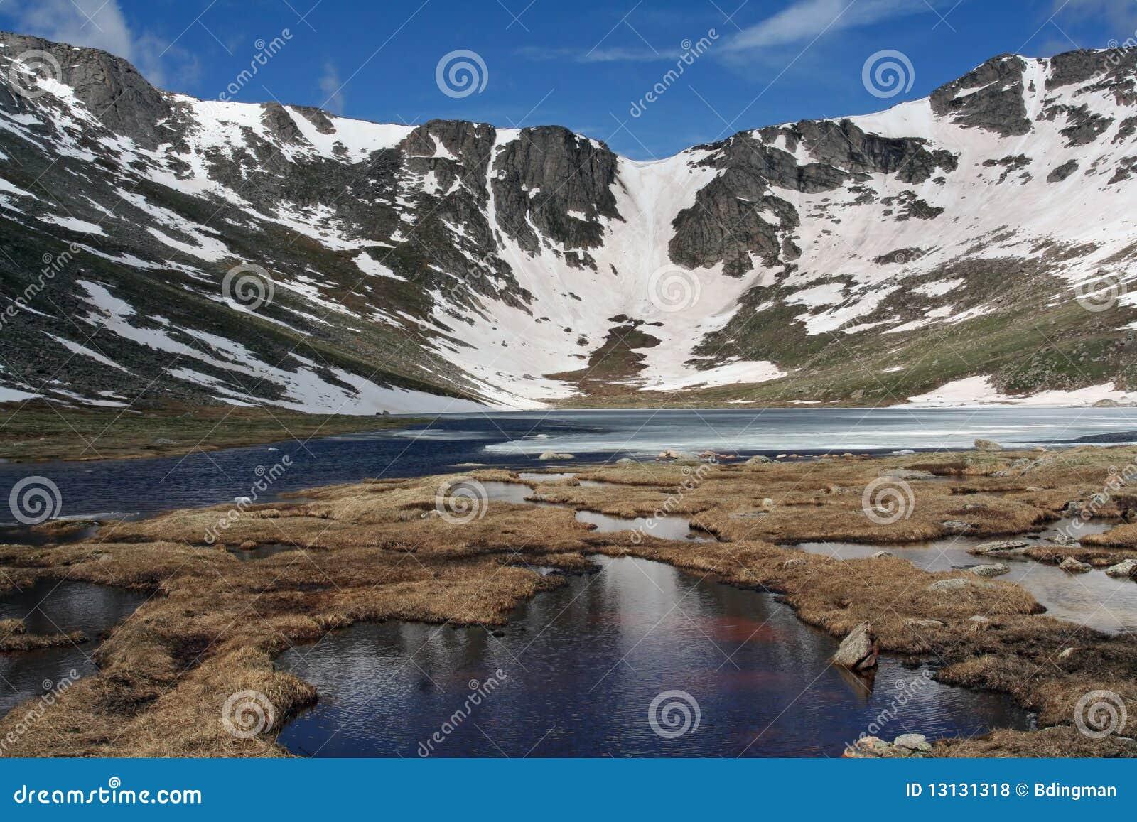 Montierung Evans - szenisches Bassin
