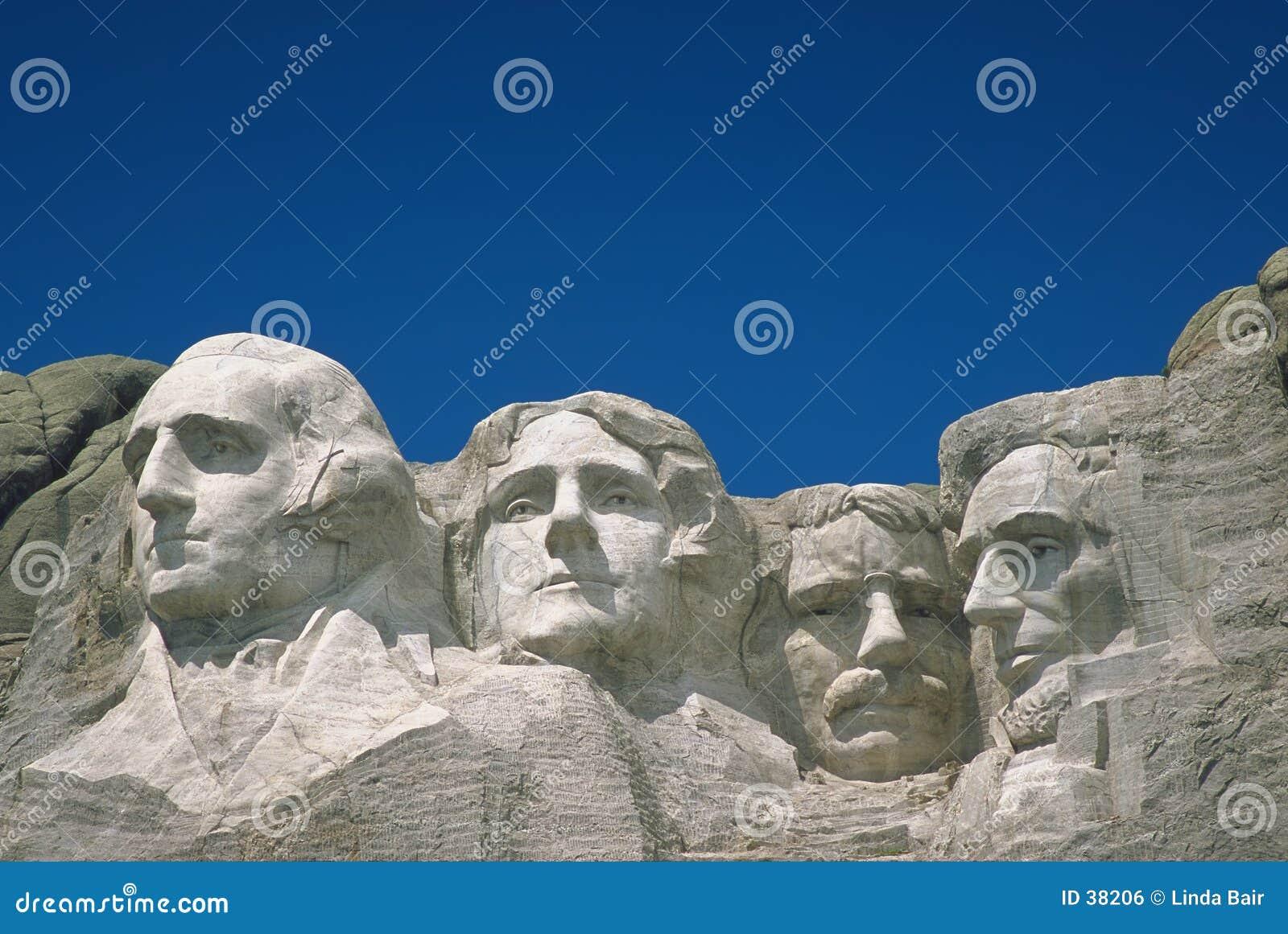 Montierung Rushmore