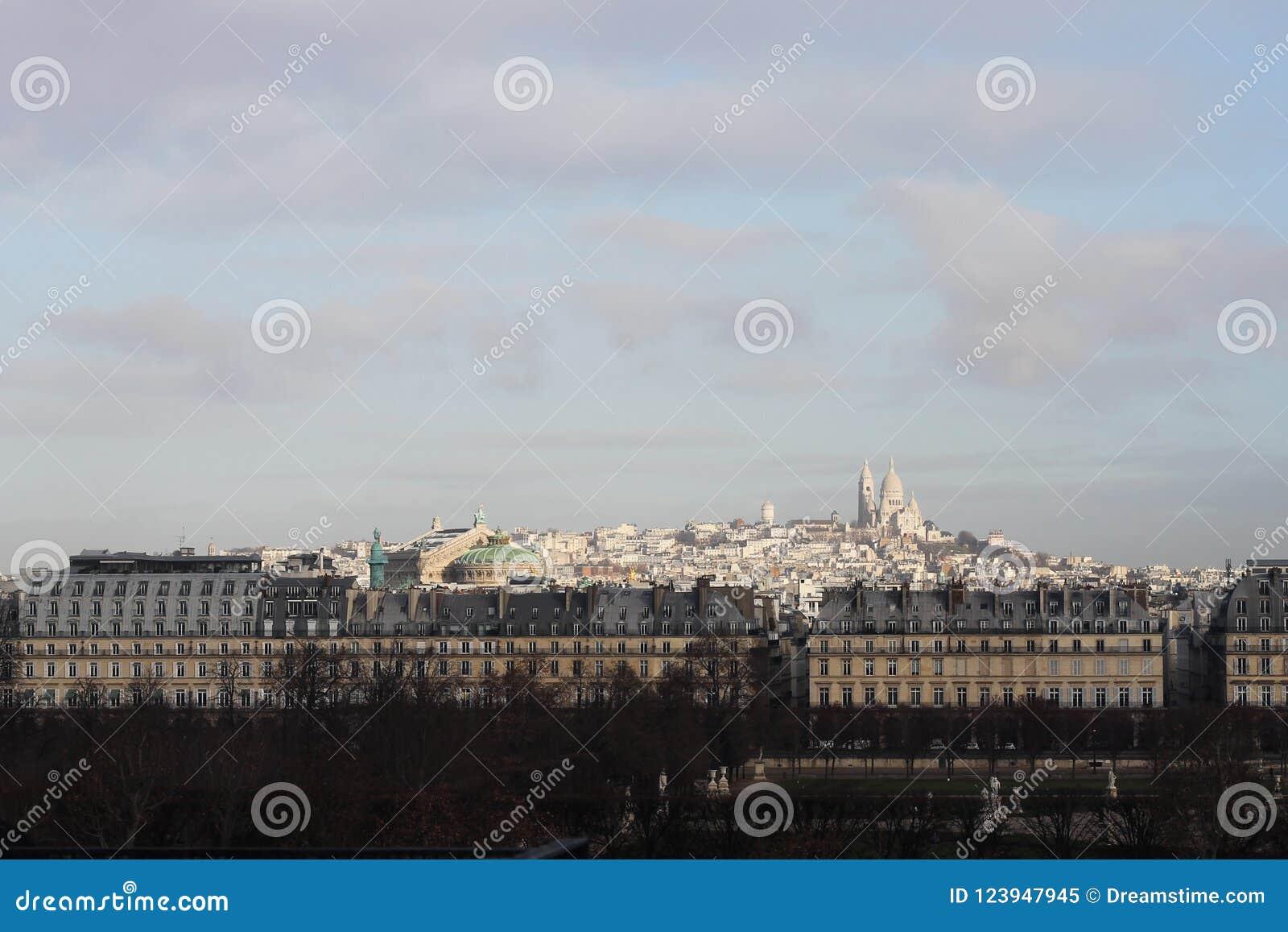 Montmartre Παρίσι ` s 18ο Arrondissement