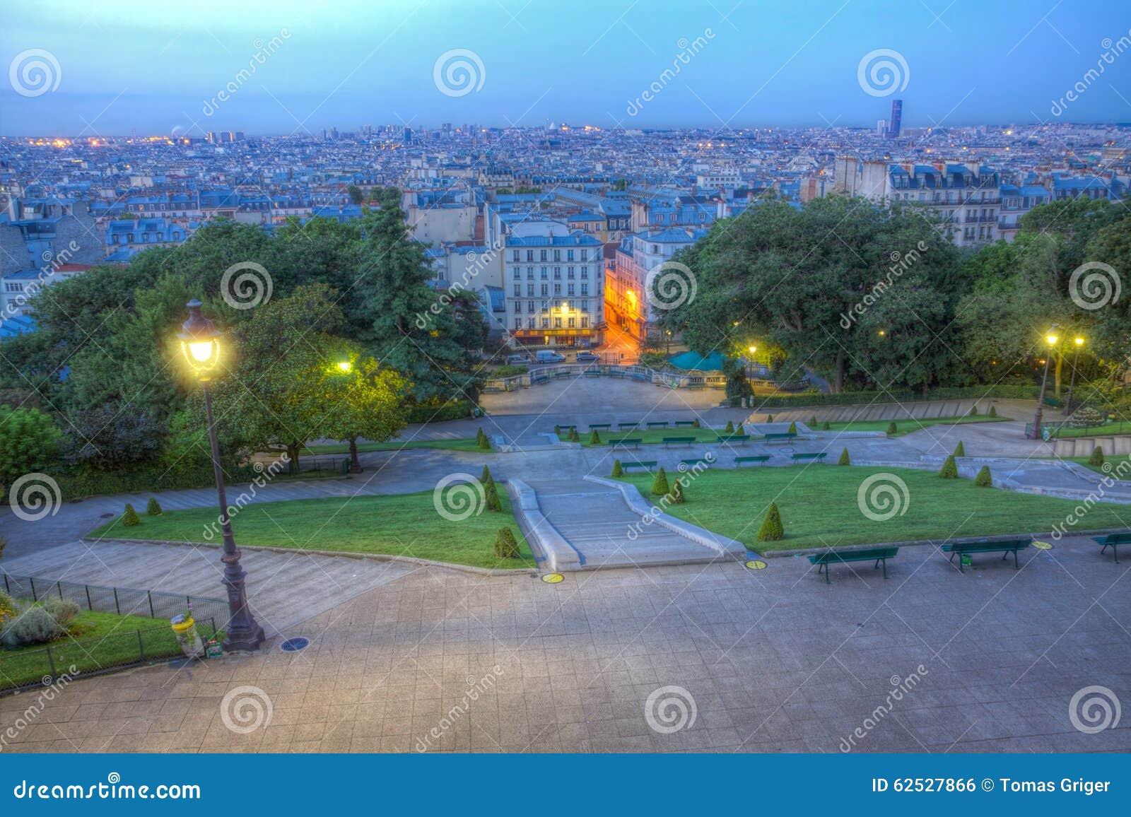 Montmartre巴黎