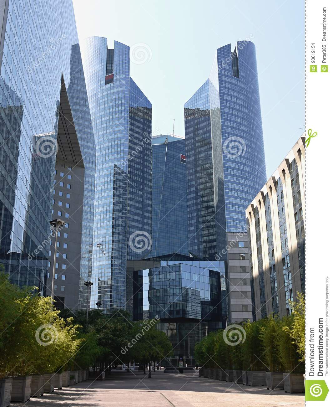 Download Montparnasse editorial stock image. Image of area, editorial - 90619154