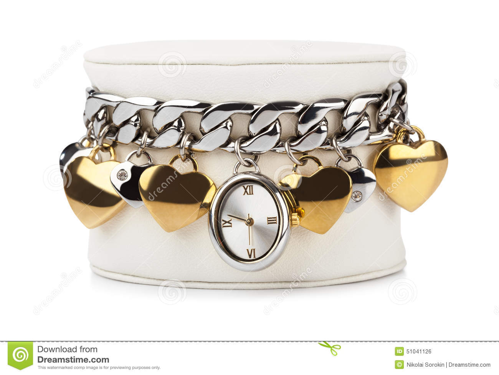 Montre de luxe de femme photo stock image 51041126 - Montre femme de luxe ...