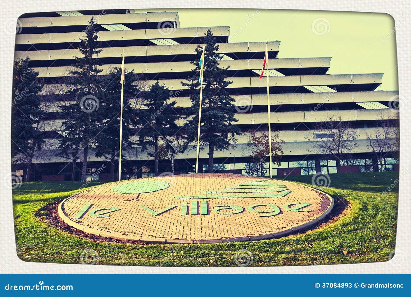 Download Montreal zdjęcie stock editorial. Obraz złożonej z wie - 37084893