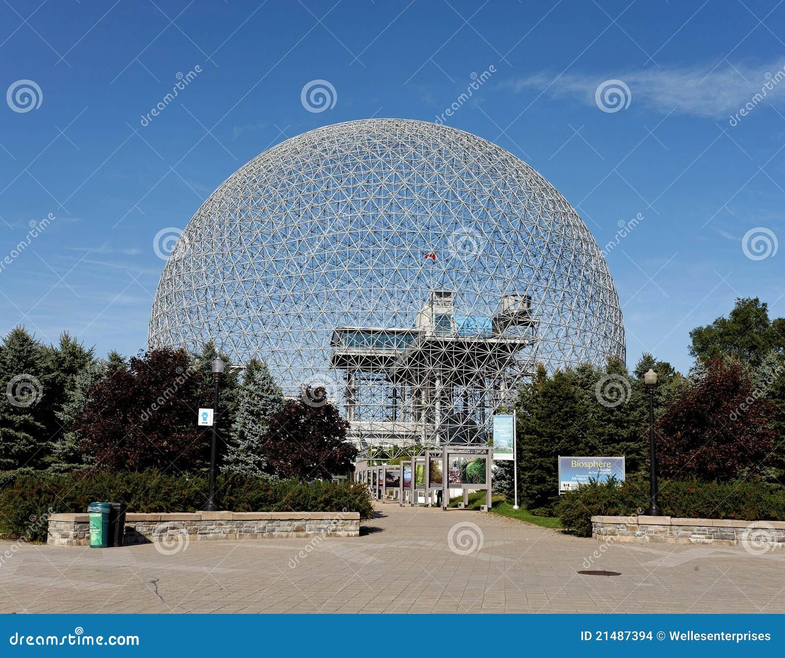 Montreal-Biosphäre