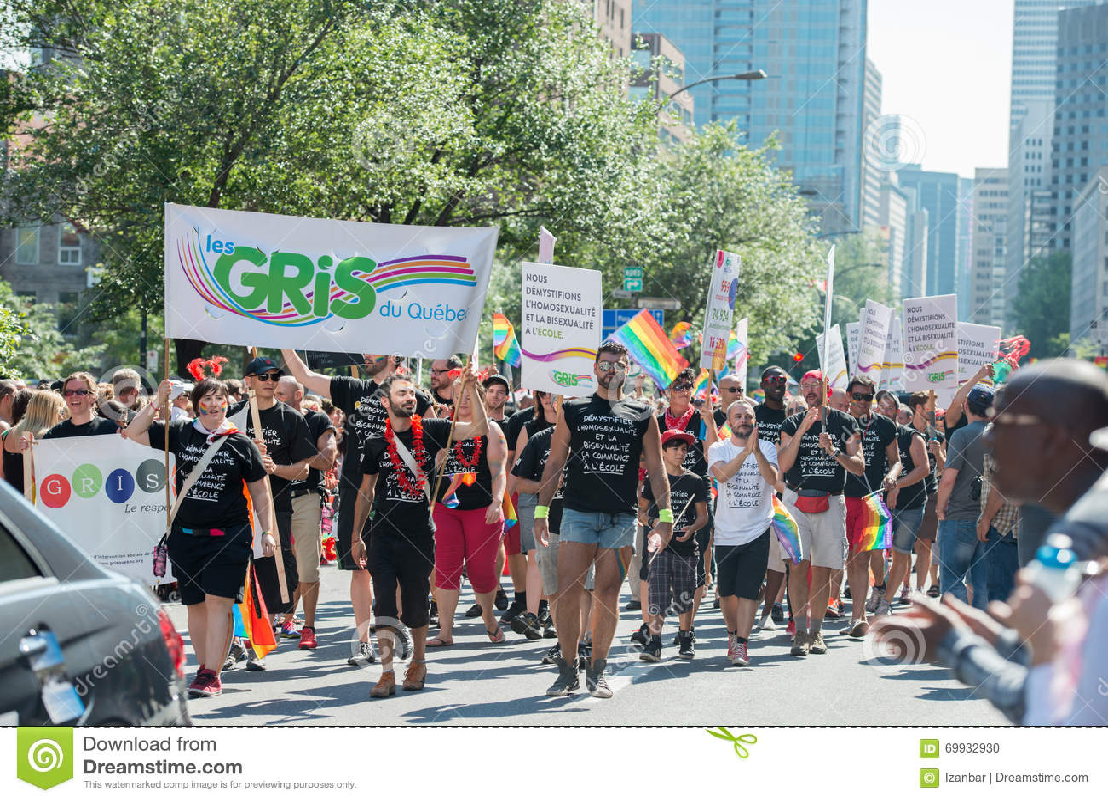 Montreal Pride shows its true colours | Montreal Gazette