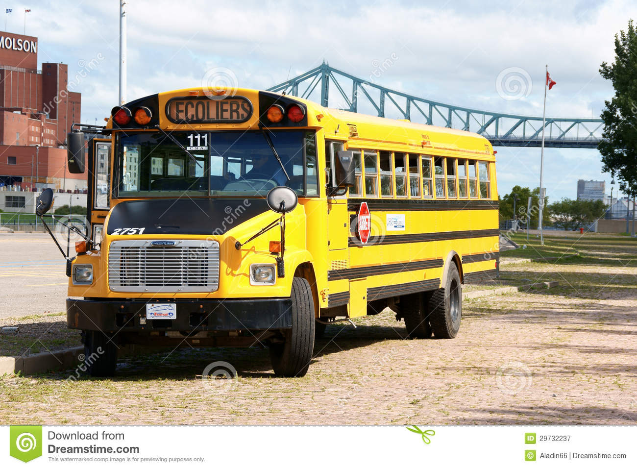 school bus in montreal editorial photography image 29732237 car crash clip art black and white car crash clipart black and white