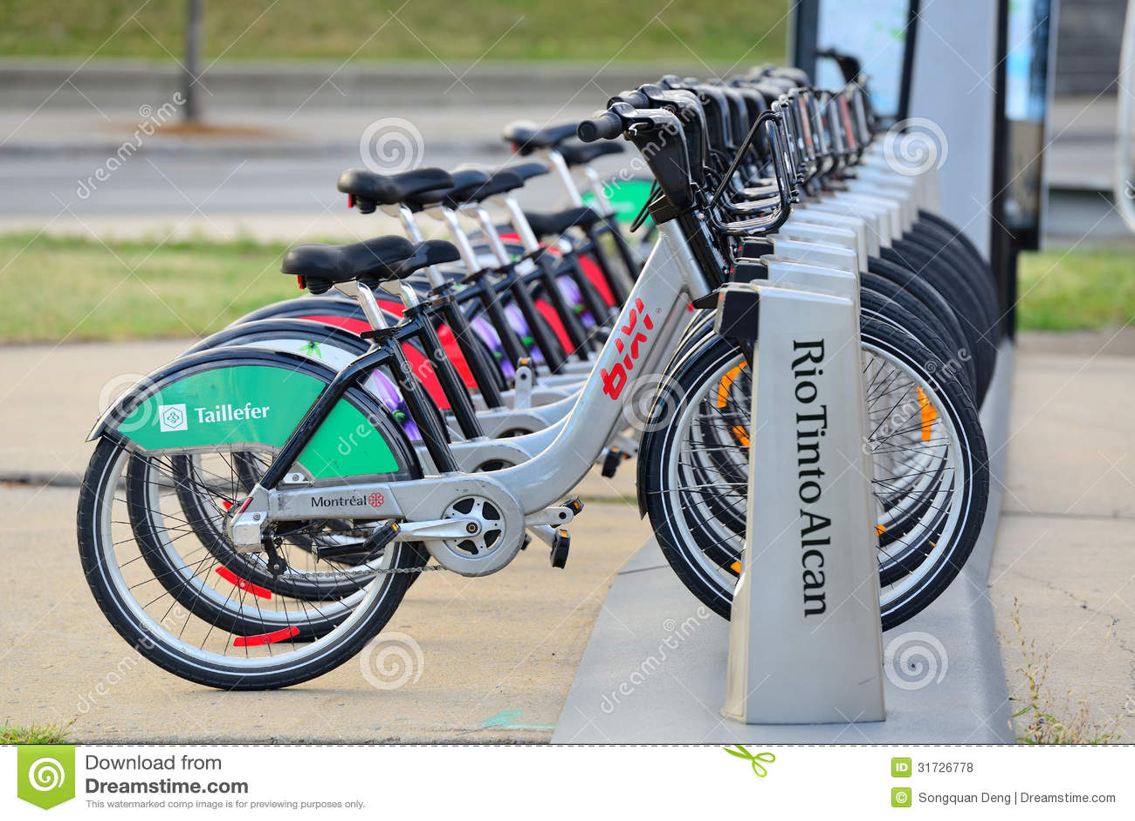 Montreal-Fahrradmiete