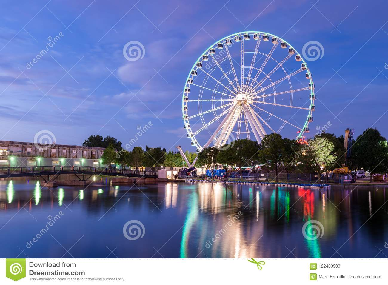 Montreal Observation Wheel