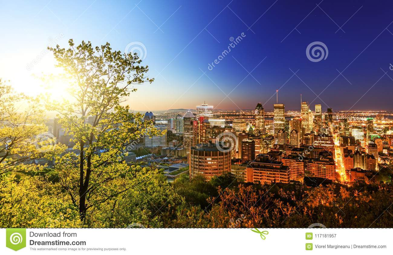 Montreal, Quebec, Canada: May 21, 2018. Conceptual picture with