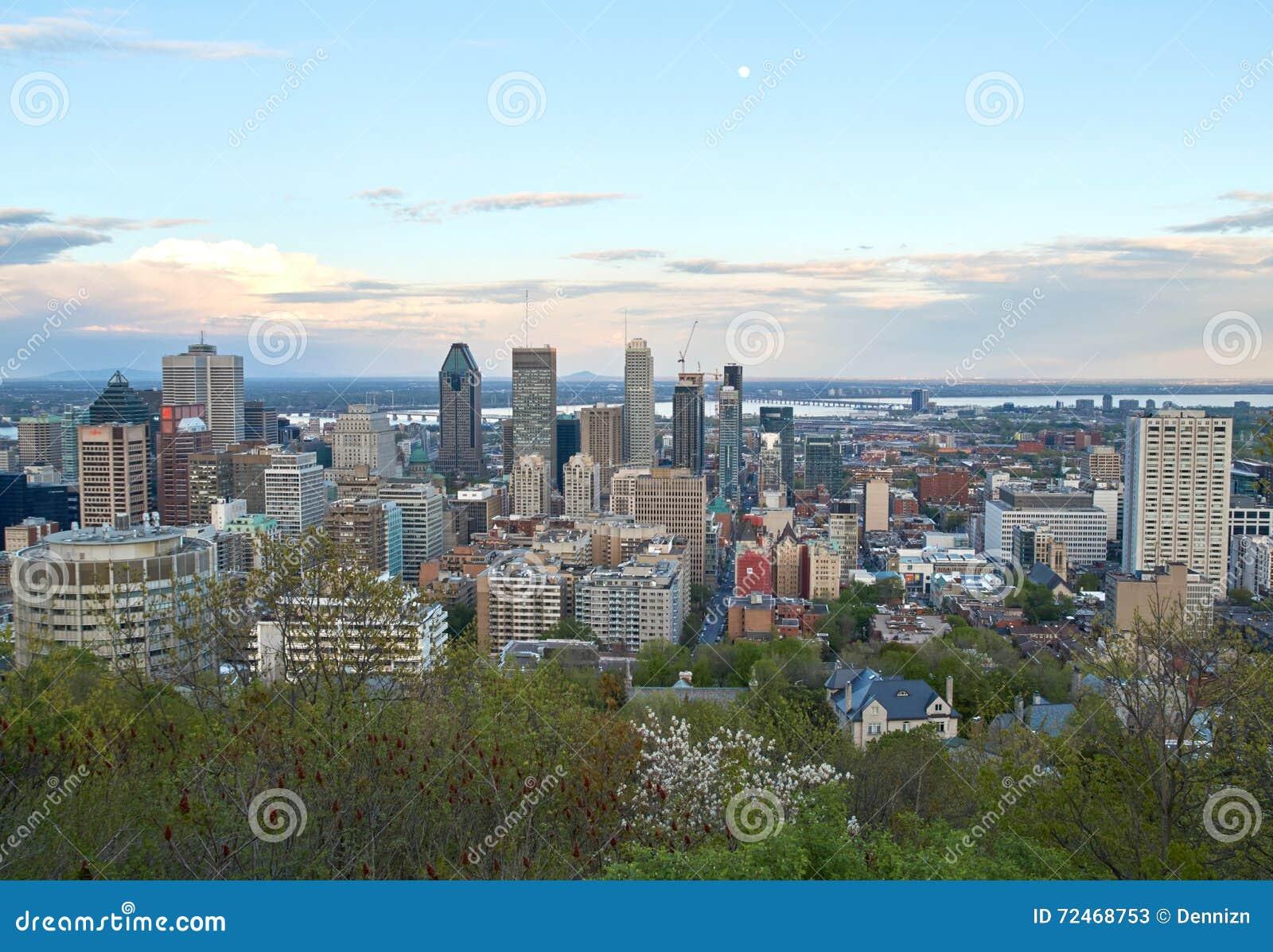 Montreal, scenic view