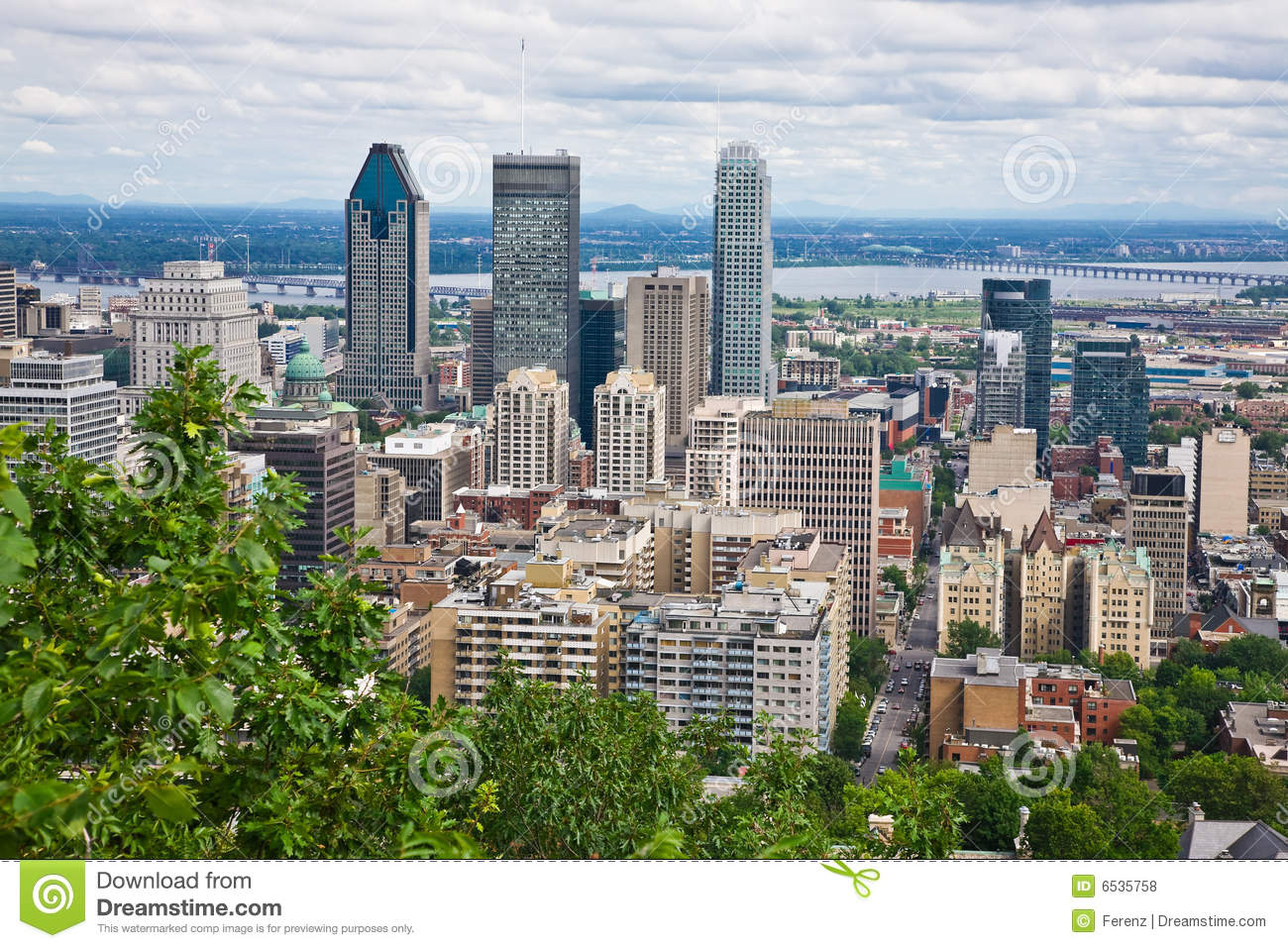 Montreal-Stadt