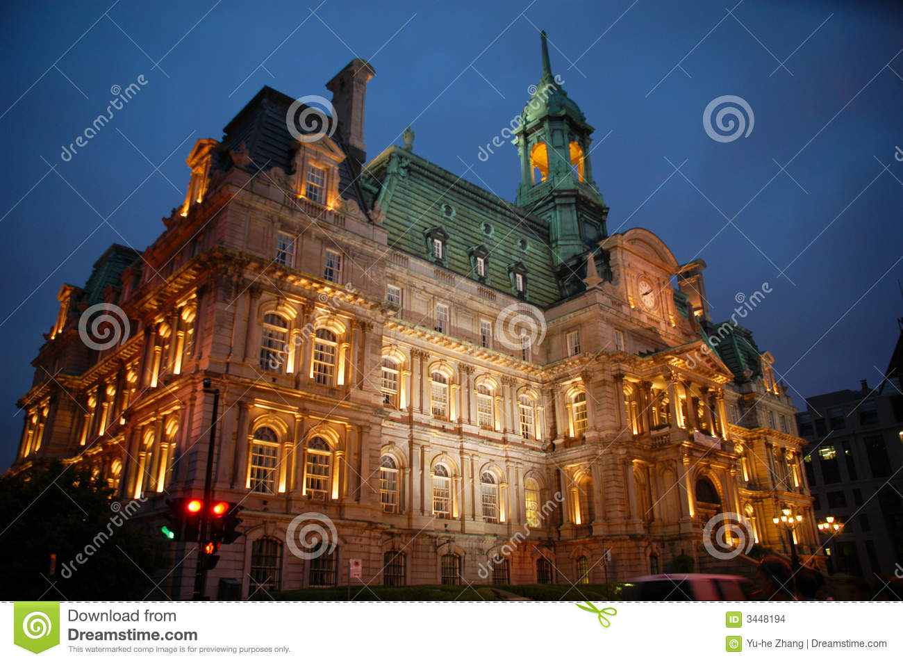 Montreal stary