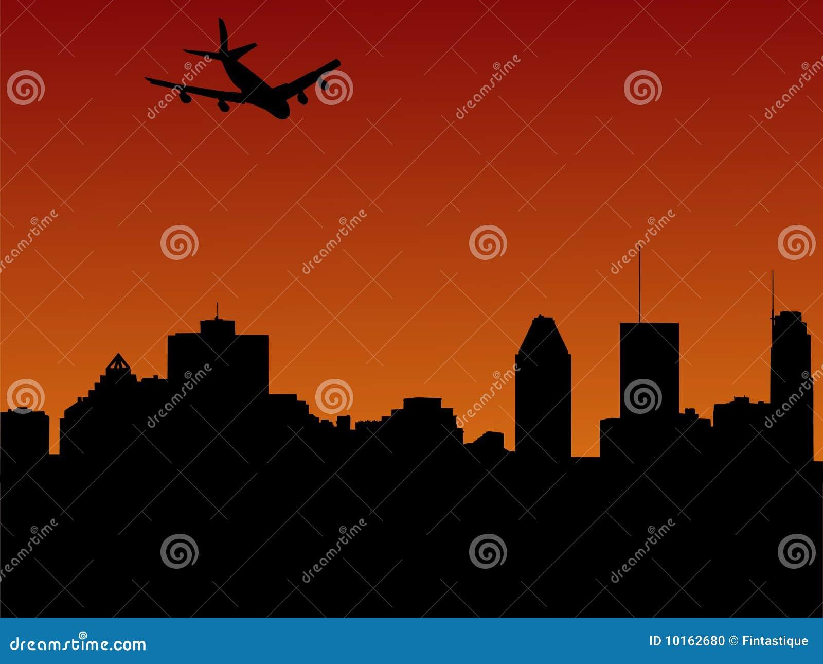 Montreal TARGET857_0_ samolot