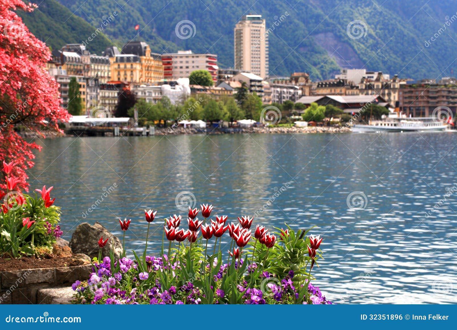 How Far Is Lake Geneva From Geneva City Centre