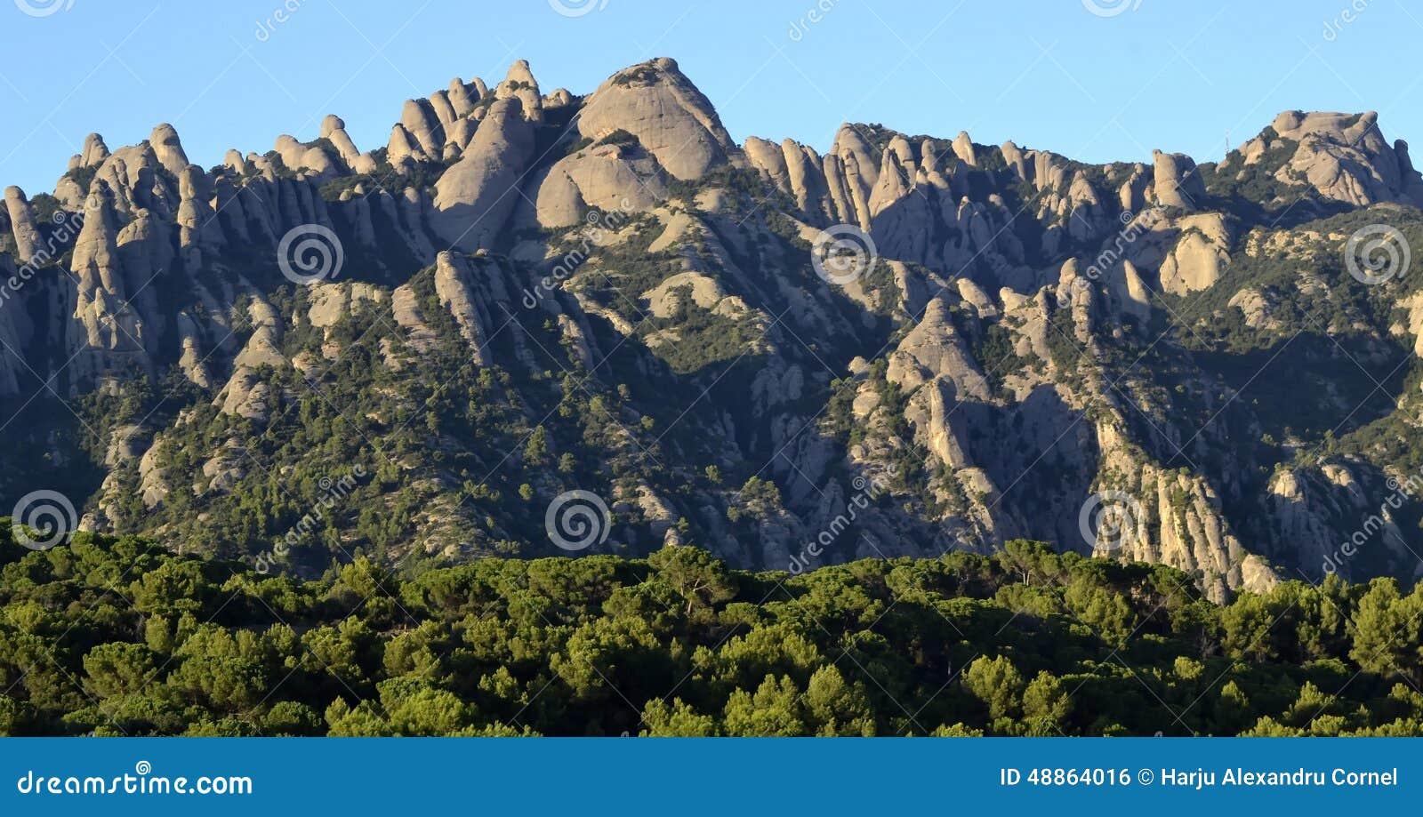 Montserrat góra