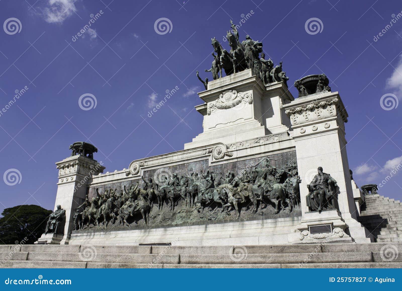 Monument aan de Onafhankelijkheid van Brazilië