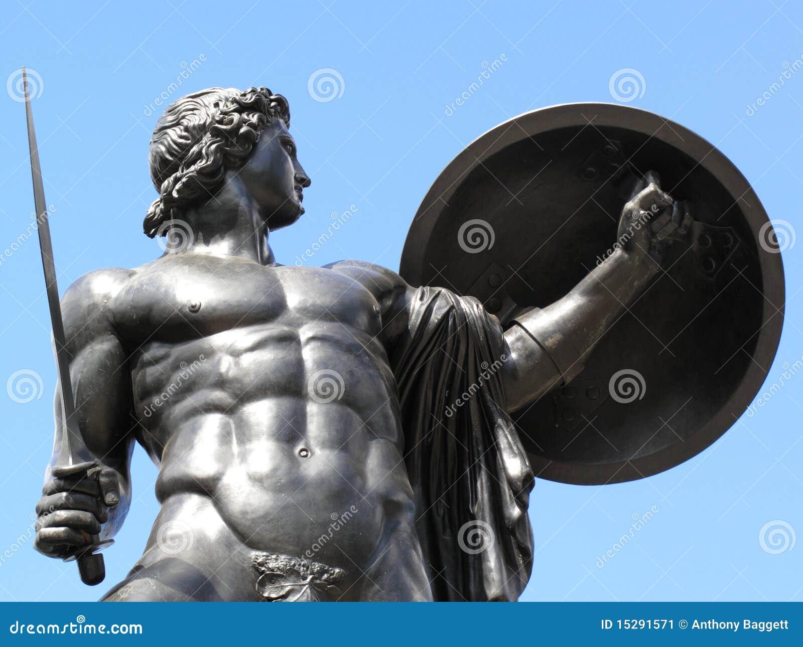 Monument Achilles de Wellington