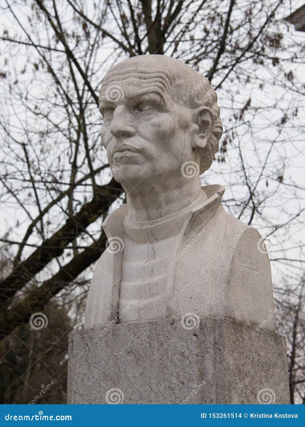 Monument de Roger Joseph Boscovich à Zagreb
