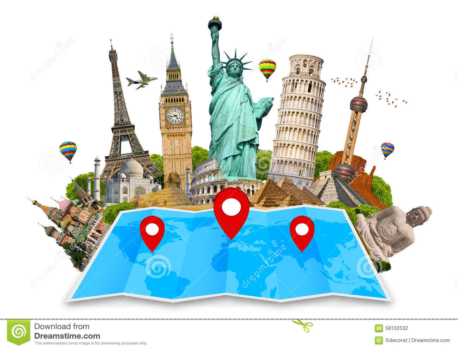 touriste keywords
