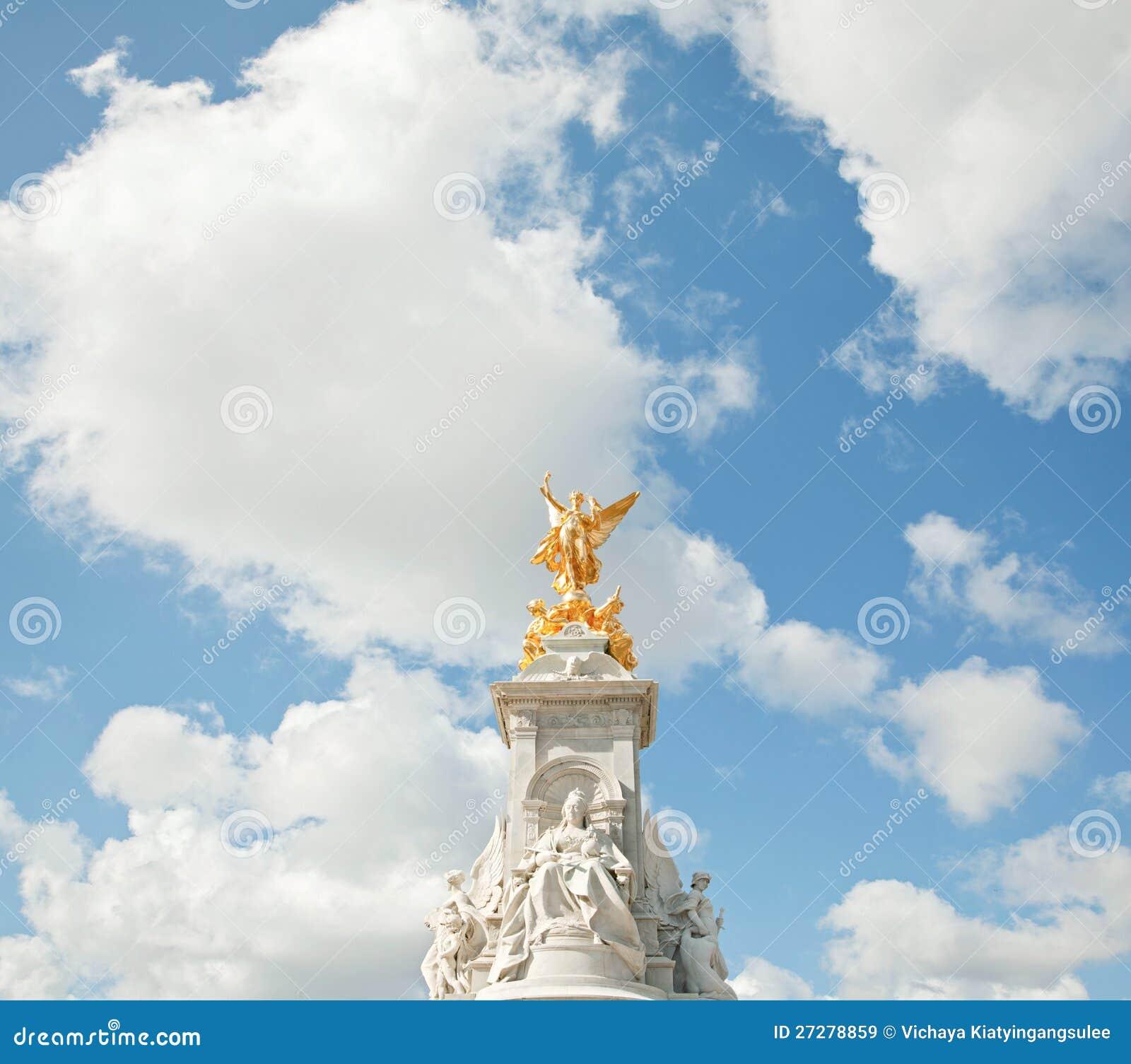 Monument för drottningVictoria minnesmärke