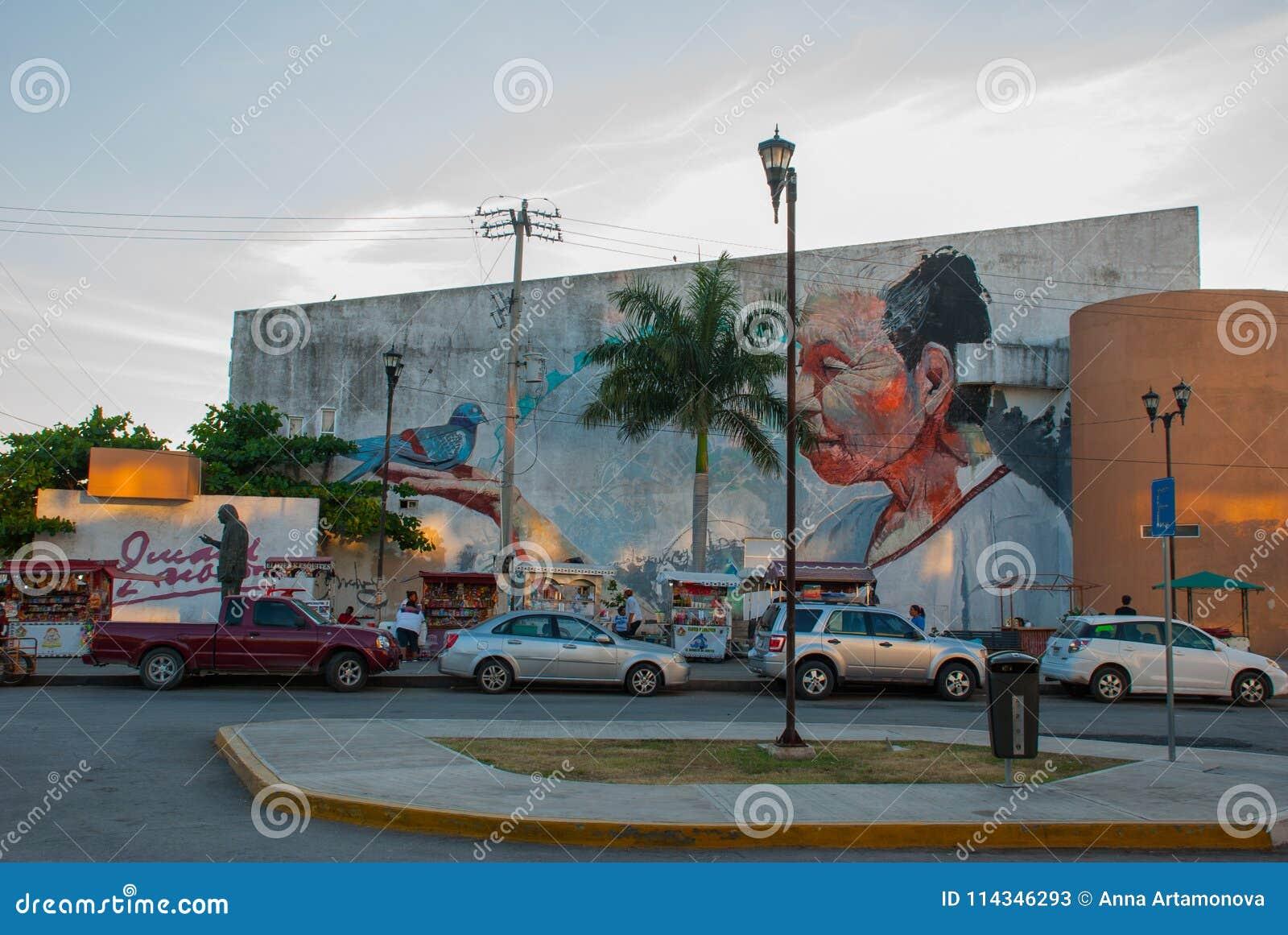 San Fernando Fort, Campeche City, Campeche, Mexico Stock ...   Campeche City Monuments