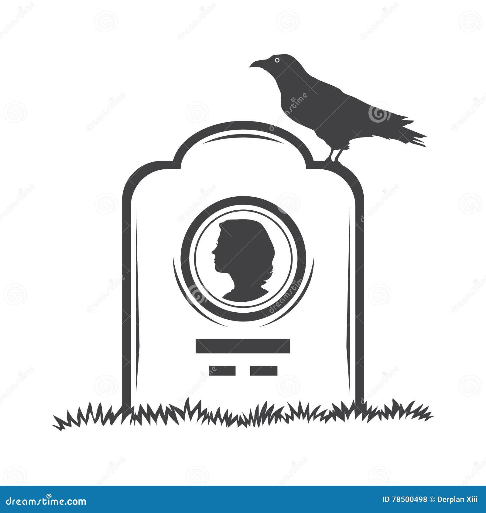 Monument grave de pierre tombale