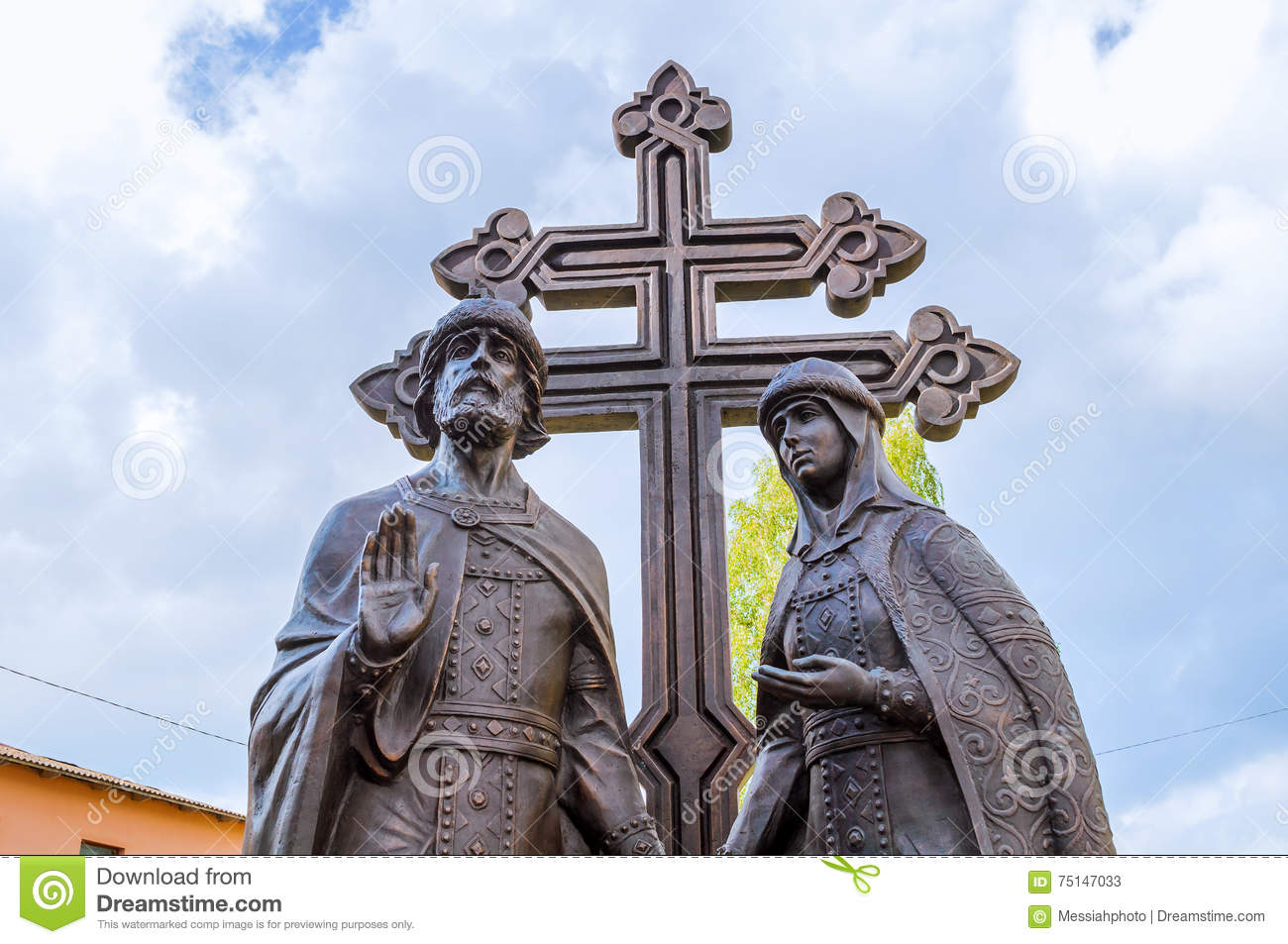 Day of Saints Peter and Fevronia. When they celebrate the Day of Remembrance of Saints Peter and Fevronia of Murom 92