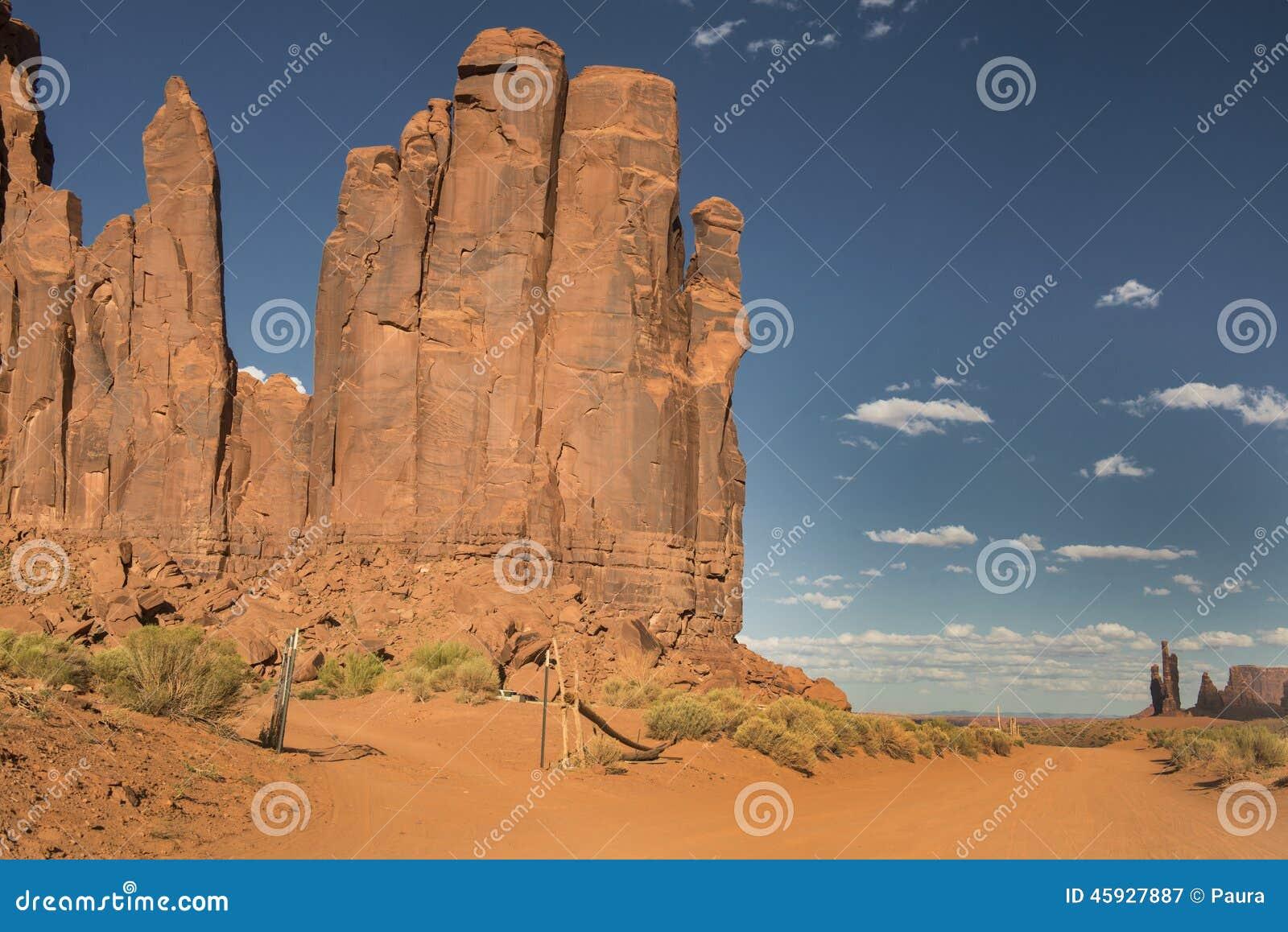 Monument Valley  Wheel Drive Tour