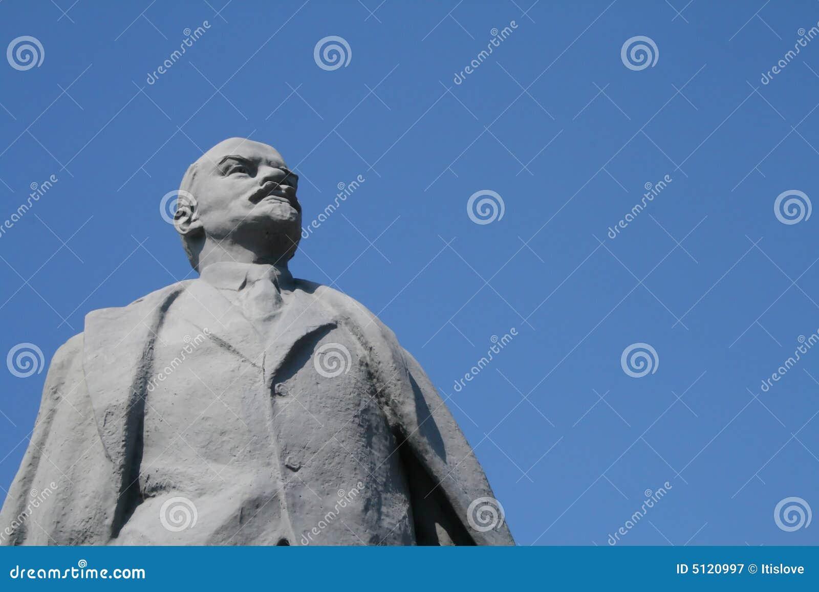 Monument van Lenin