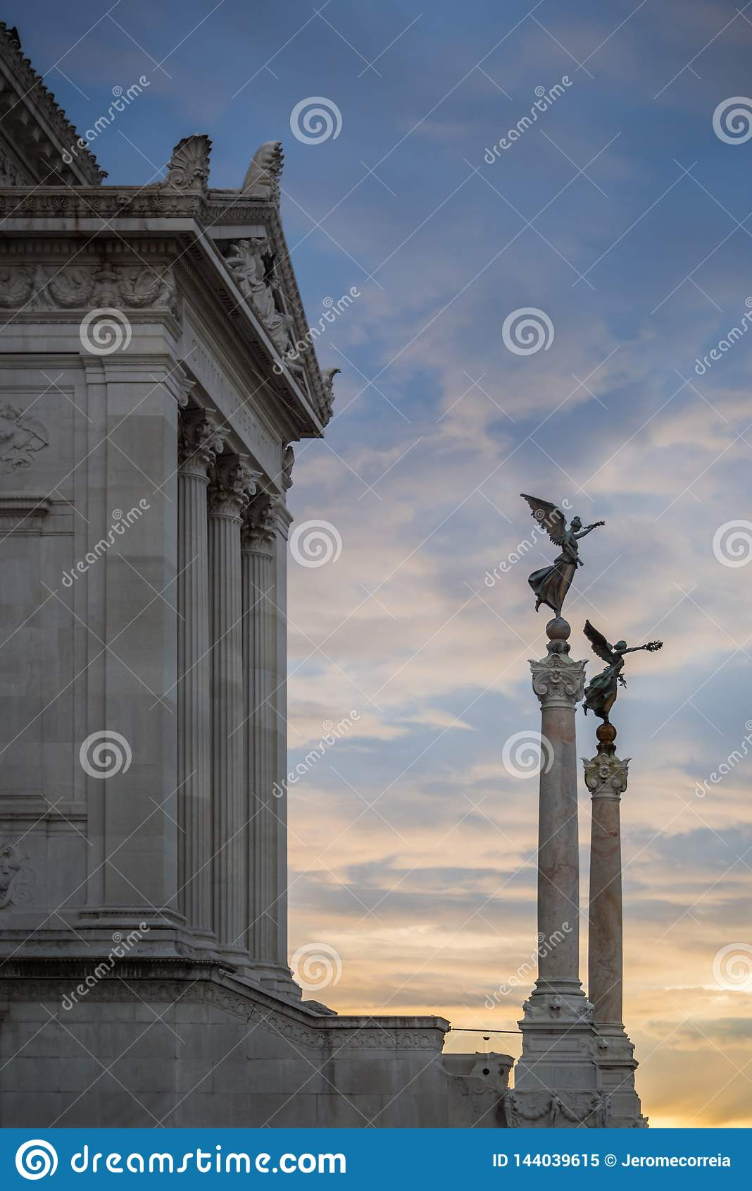 Monument Vittorio Emmanuel II