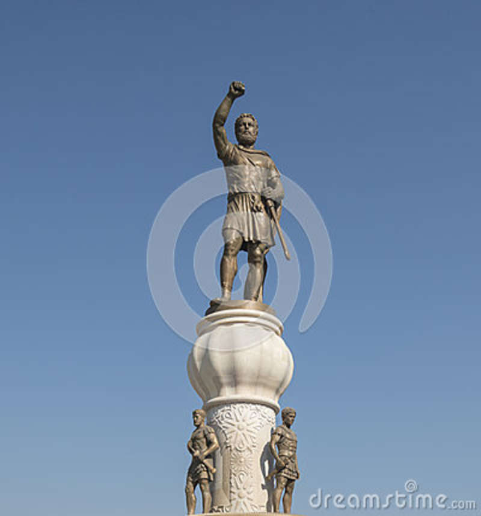 Monumente in Skopje