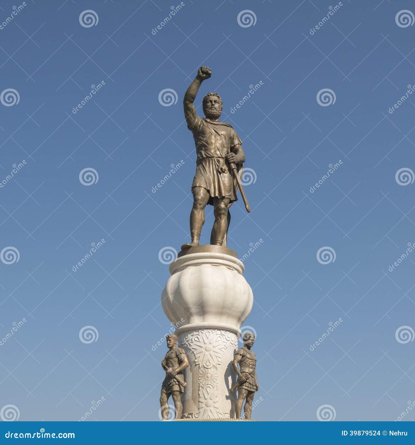 Monumenti a Skopje
