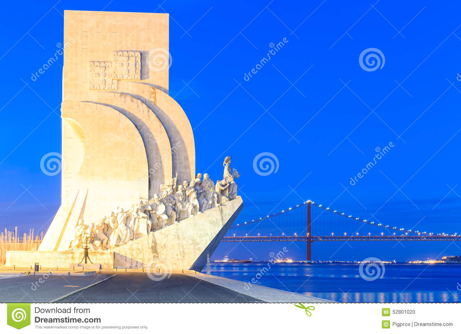 Monumento às descobertas, Lisboa, Portugal