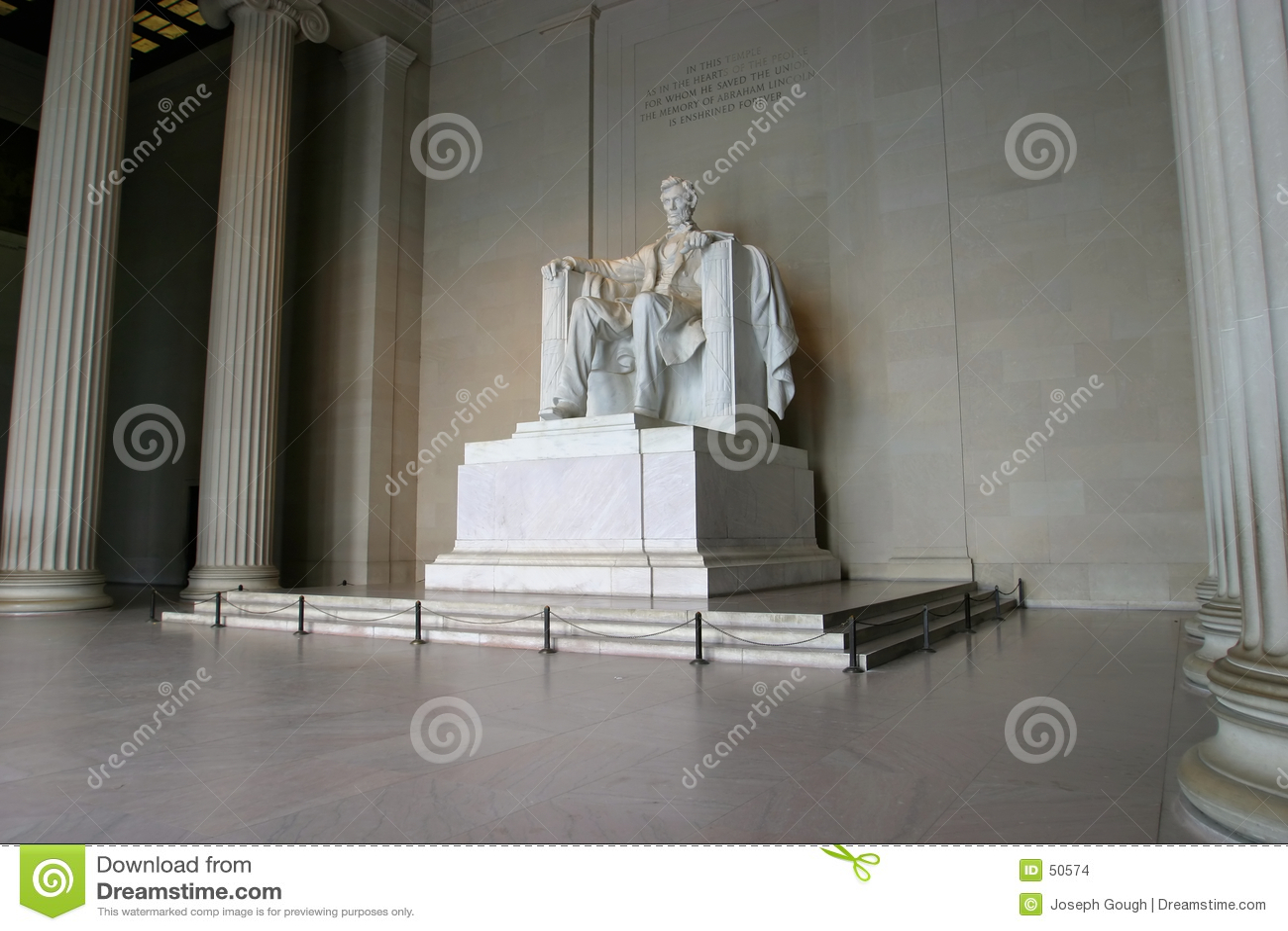 Monumento 2 de Abraham Lincoln