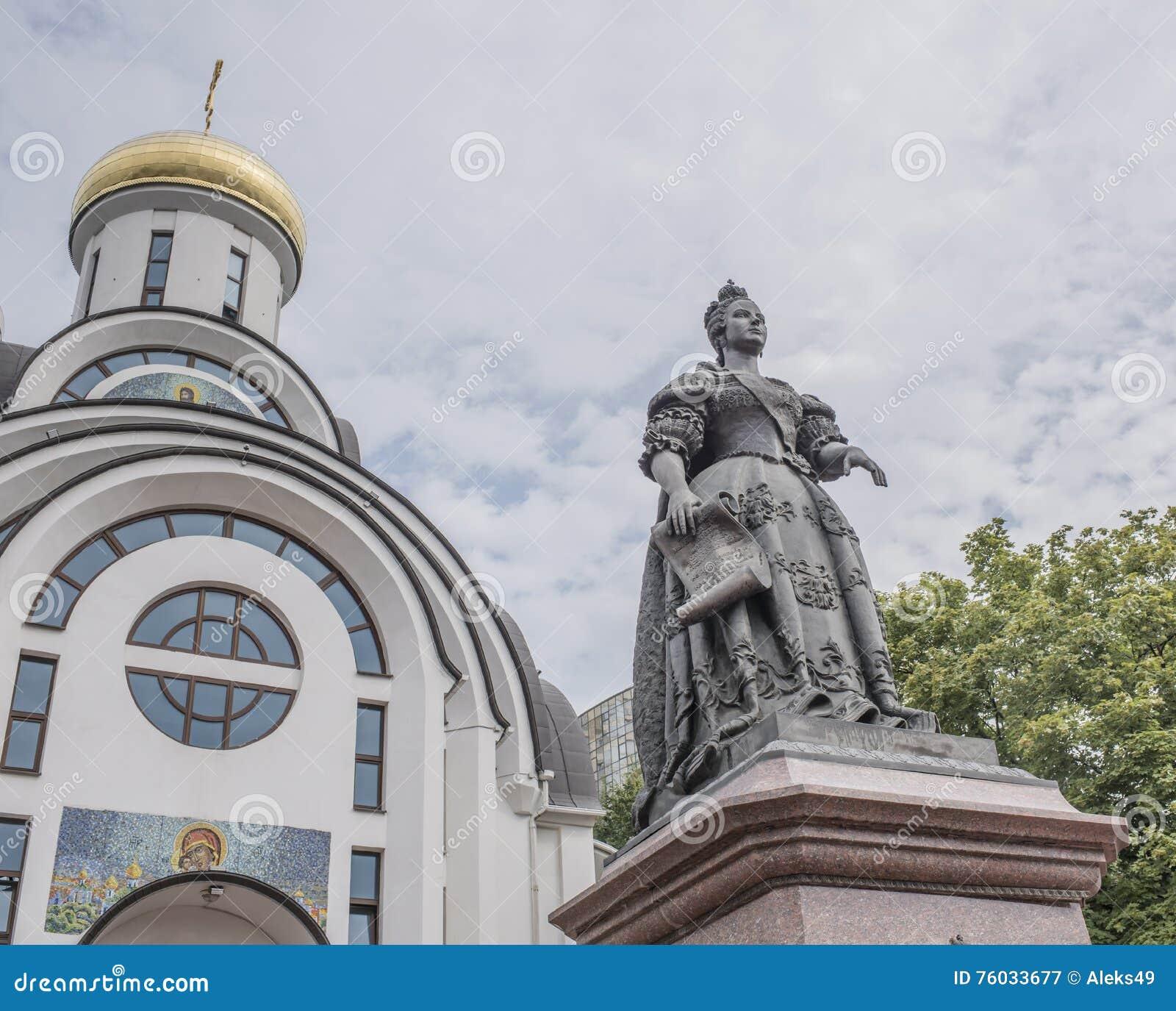 Monumento all imperatrice Elizabeth